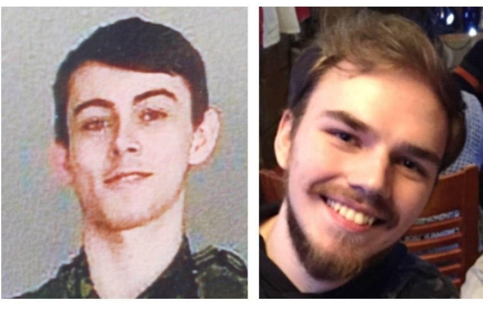 Les deux fugitifs, Bryer Schmegelsky et Kam McLeod, faisaient l'objet d'une vaste chasse à l'homme.