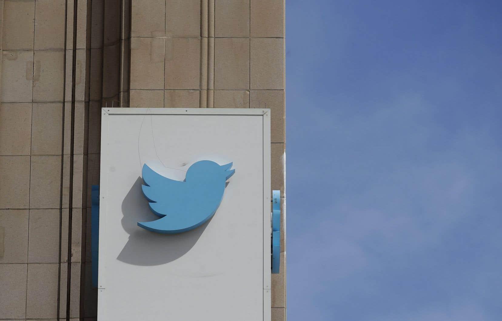 Twitter, qui présente ses excuses aux utilisateurs concernés, assure mettre en place les «étapes nécessaires pour [s']assurer que cela ne se reproduira plus».