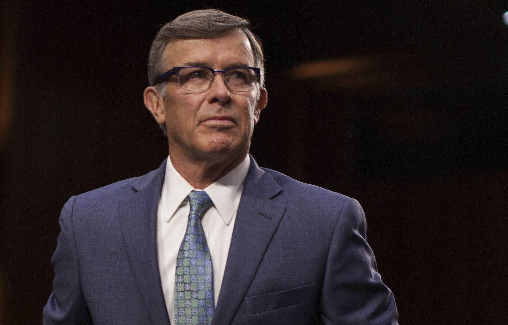 Joseph Maguire, actuel directeur du centre national du contre-terrorisme, sera nommé directeur intérimaire du renseignement national à compter du 15août.