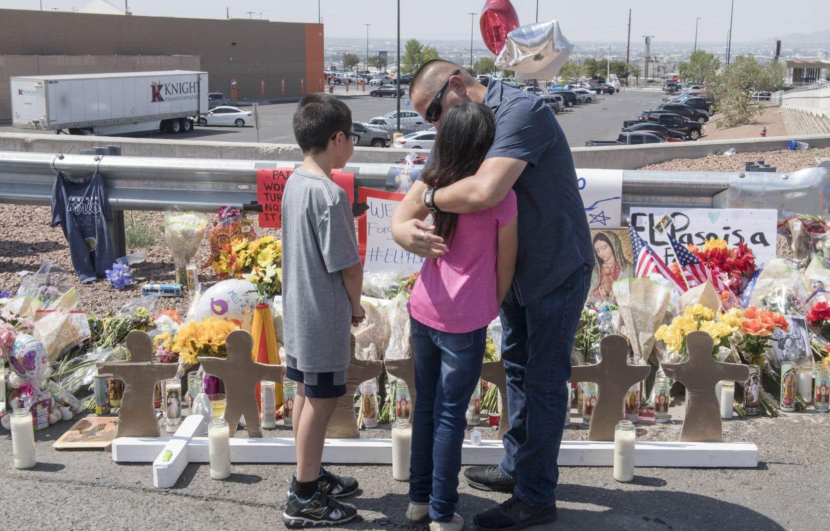 Le bilan de la tuerie s'élève à 22 morts,dont huit Mexicains et une majorité d'Américains d'origine hispaniques, et 26 ont été blessées.