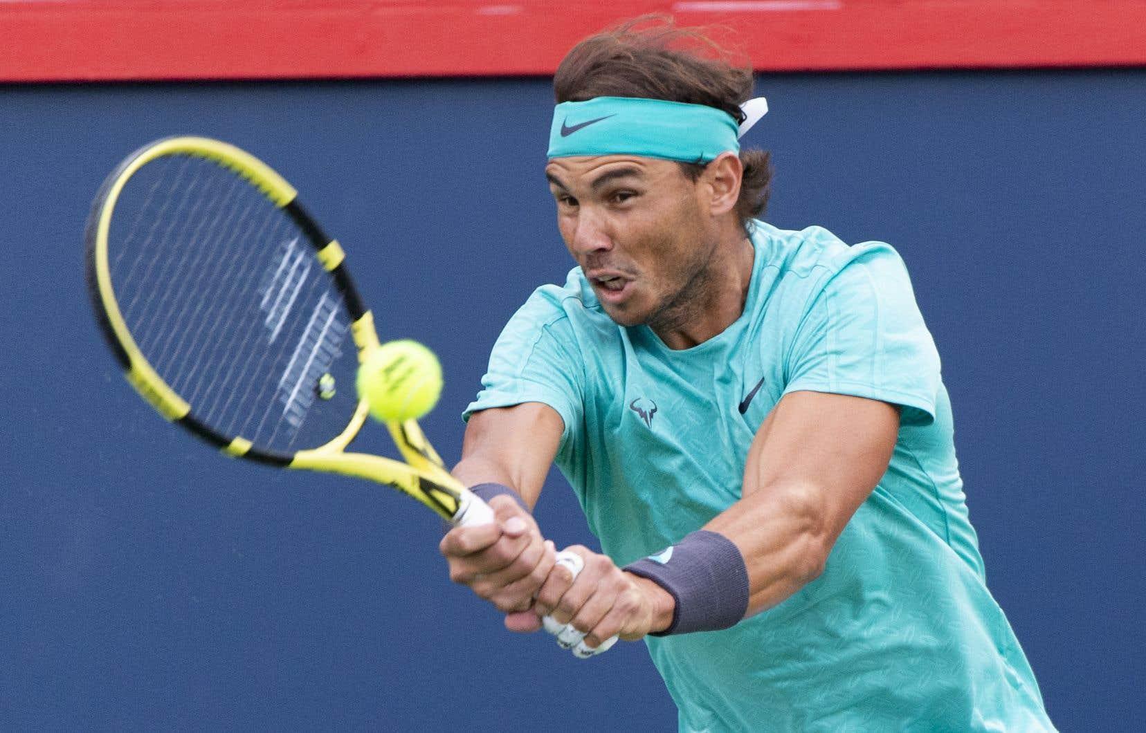 « [Fabio Fognini] est un adversaire dangereux pour tout le monde, et il connaît une belle saison — il a gagné un tournoi Masters 1000 —, tout comme moi. Mais je suis très satisfait, car aujourd'hui c'est moi qui l'ai emporté », a souligné Rafael Nadal.