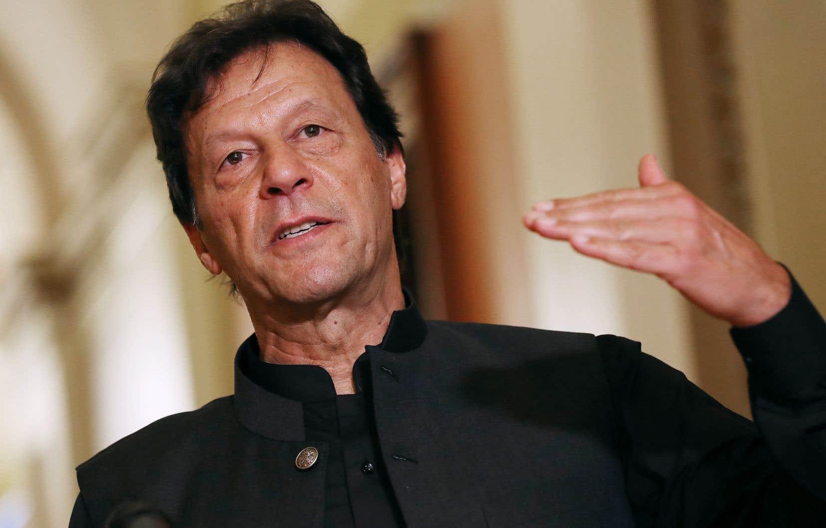 «Il y a une tentative de changer la démographie du Cachemire par le nettoyage ethnique», a accusé le premier ministre pakistanais, Imran Khan.