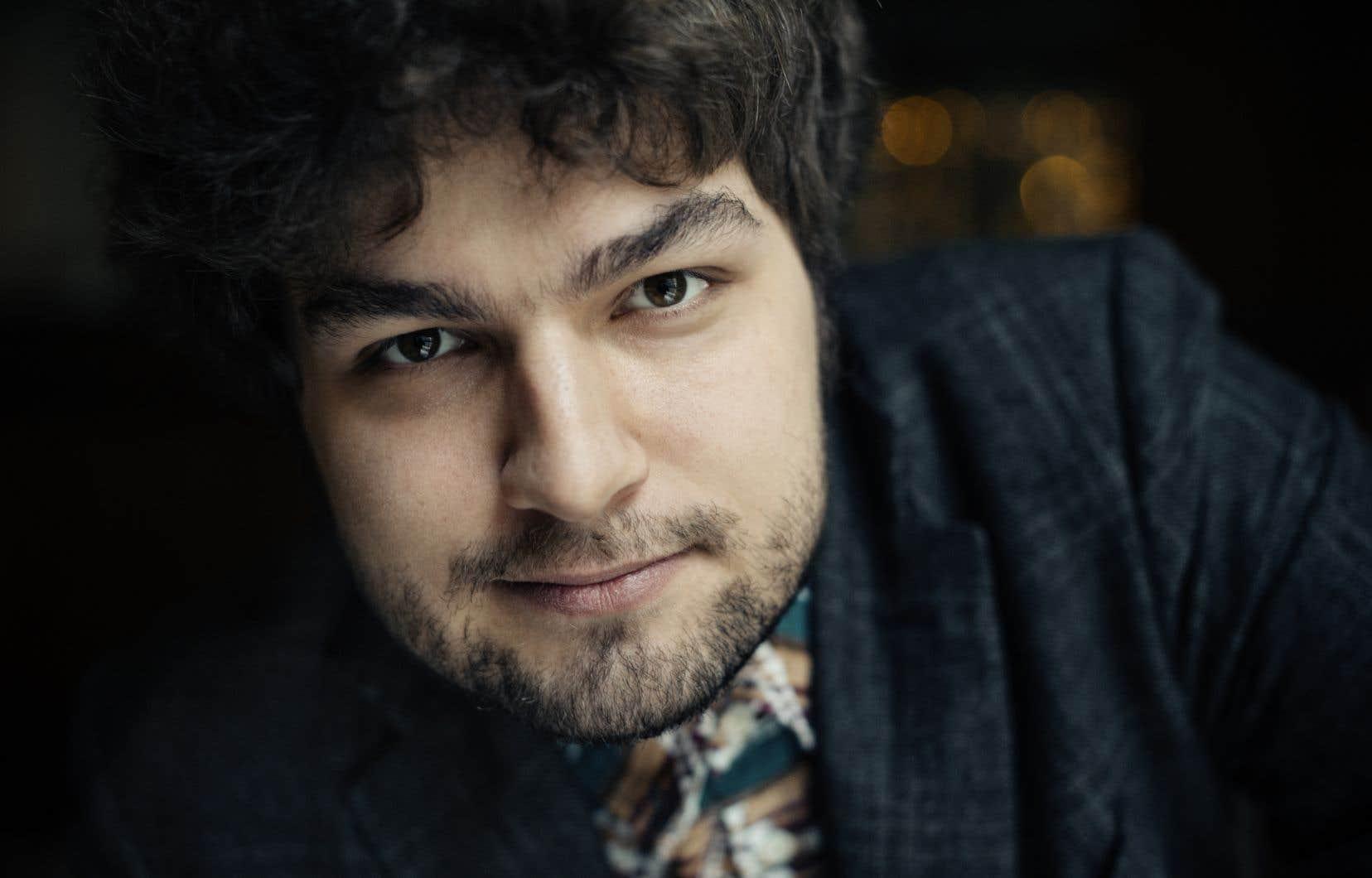 Le pianisteLukas Geniušas