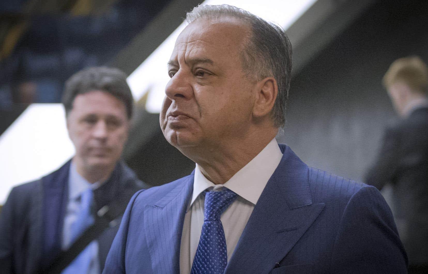 L'entrepreneur Paolo Catania