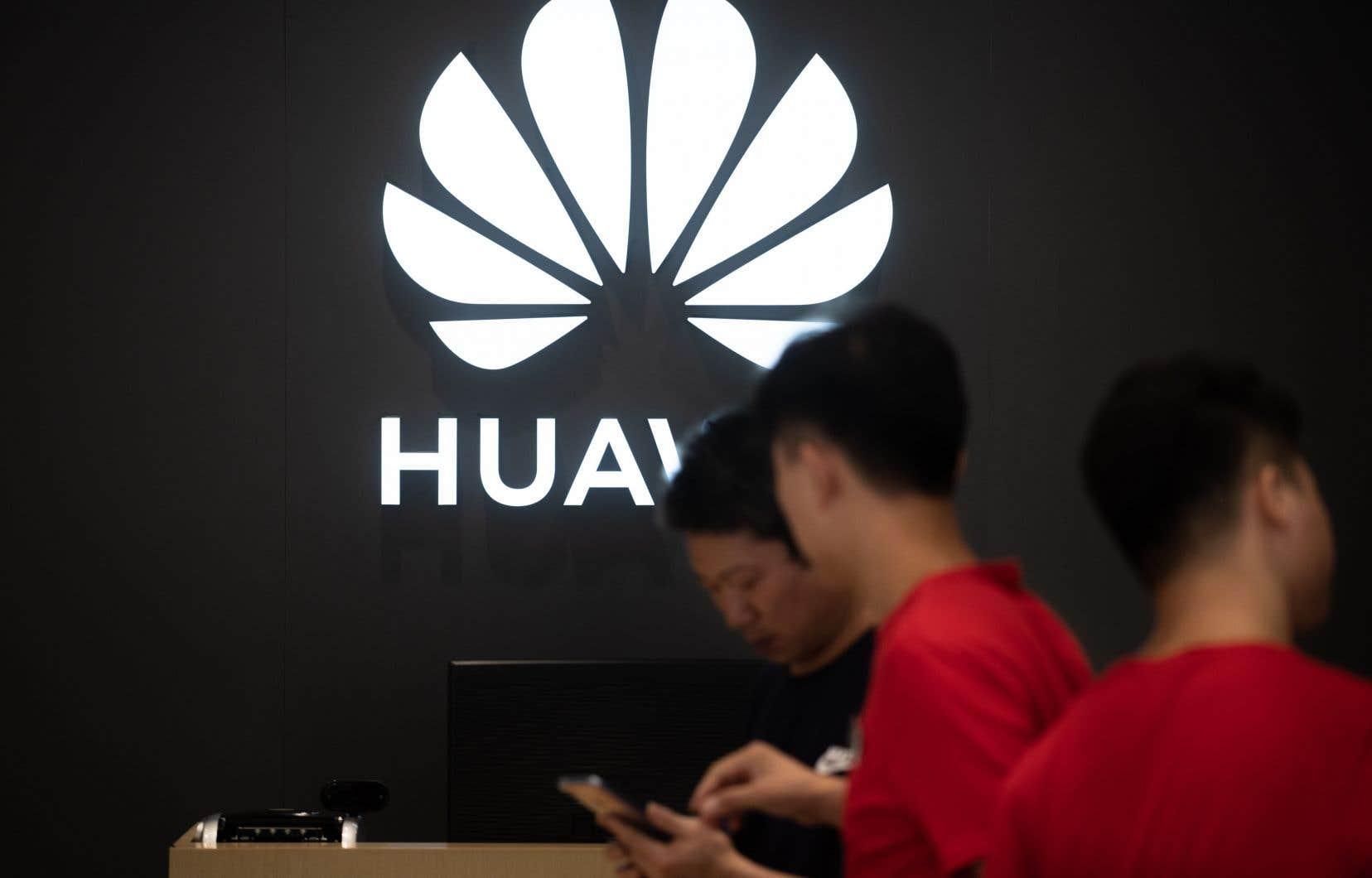 Le géant chinois a dévoilé vendredi dernier son système d'exploitation HarmonyOS.