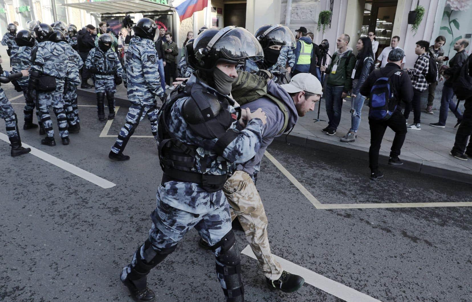 Plus de 250 personnes ont été interpellées à la fin du rassemblement du 10 août dernier.
