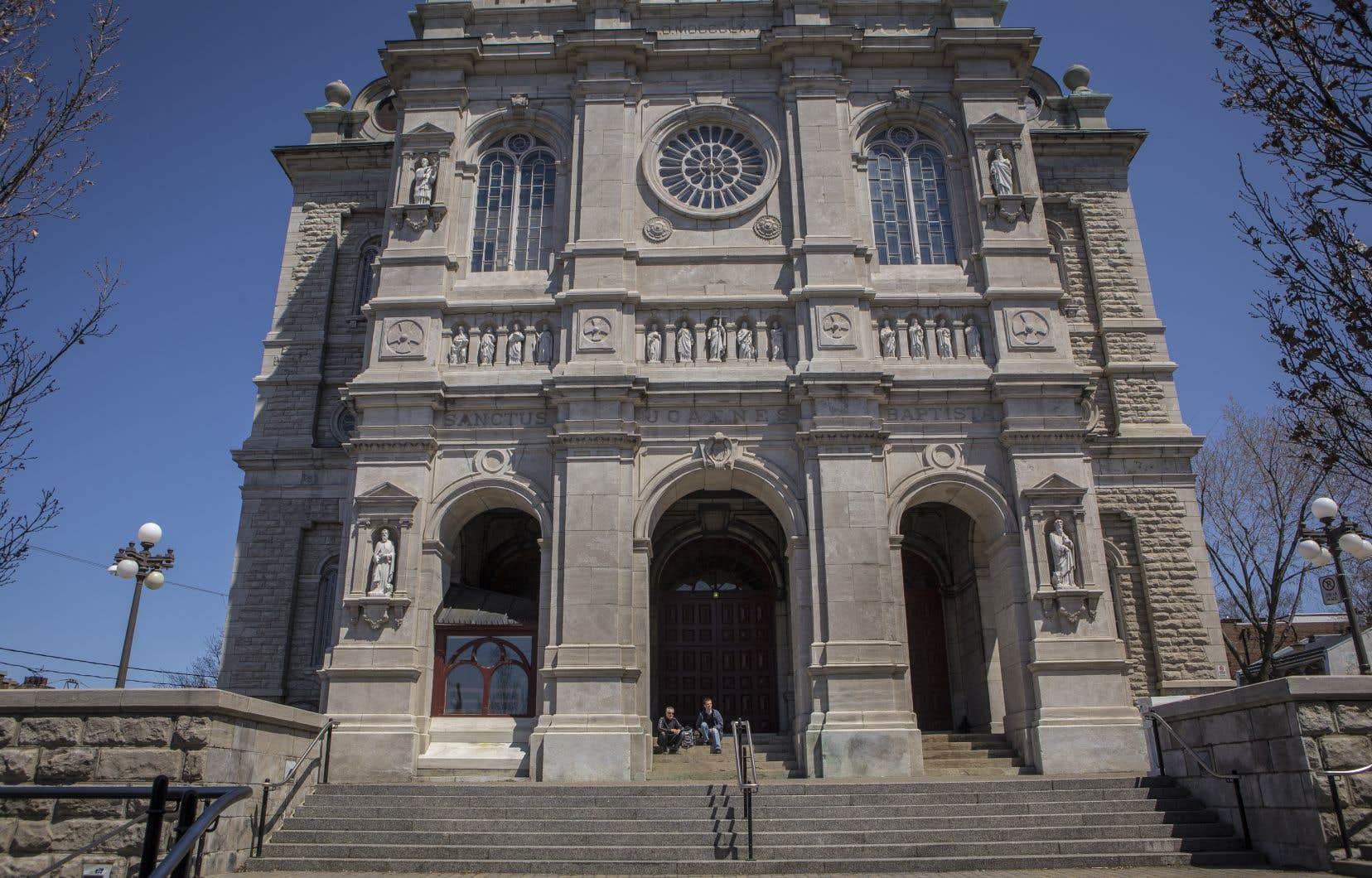 Dessiné par l'architecte Joseph-Ferdinand Peachy, l'église Saint-Jean-Baptiste est considérée comme un des bâtiments les plus importants du genre au Québec.