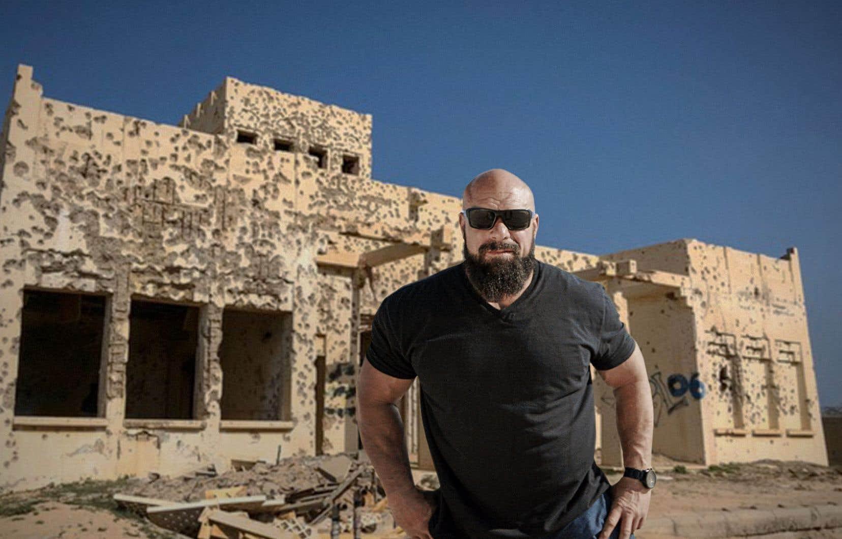 Le périple d'Hugo Girard débute au Koweït, pays qui porte encore les cicatrices de la guerre du Golfe, au début des années 1990.