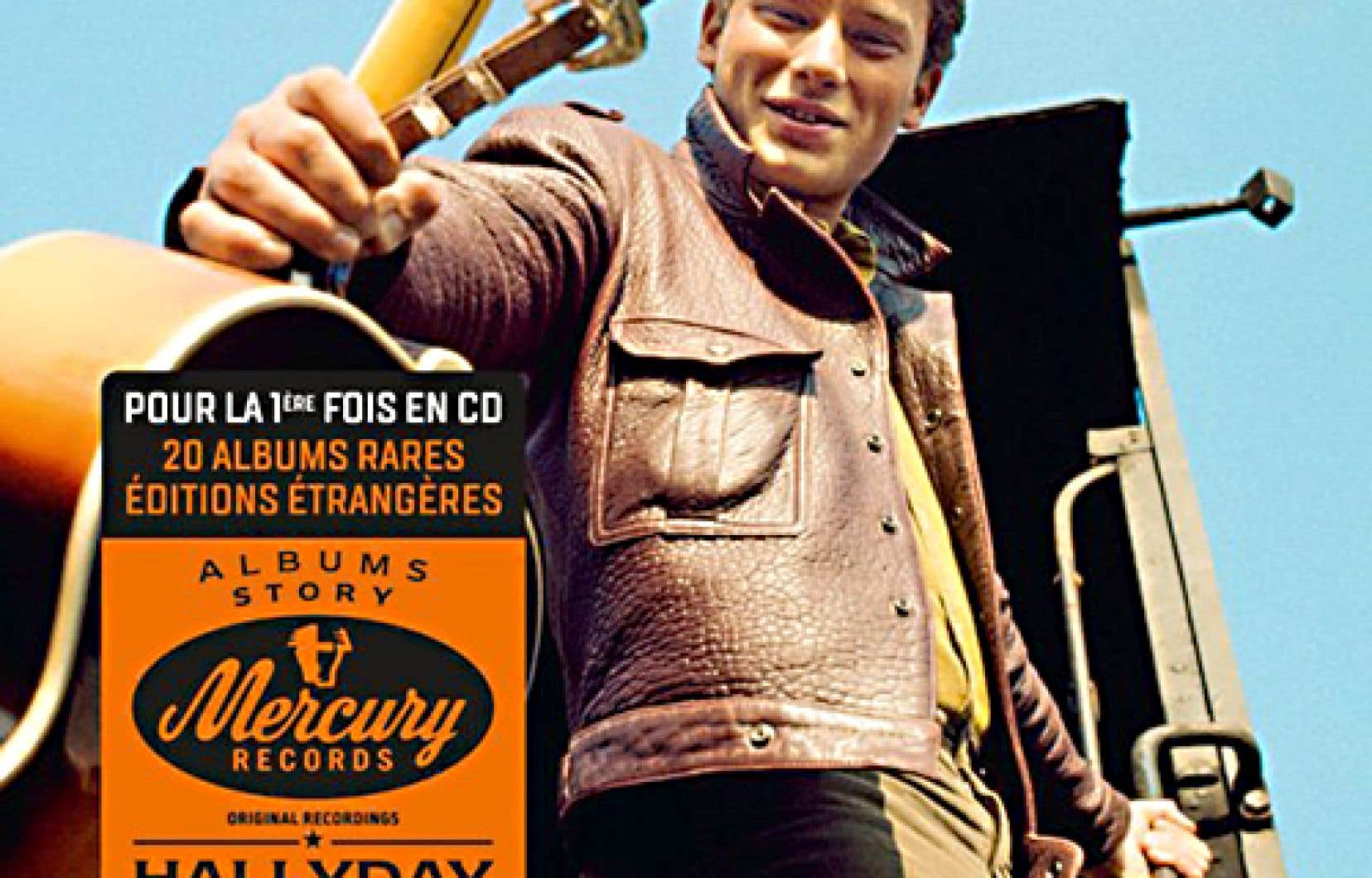 International, Johnny Hallyday - Le Devoir