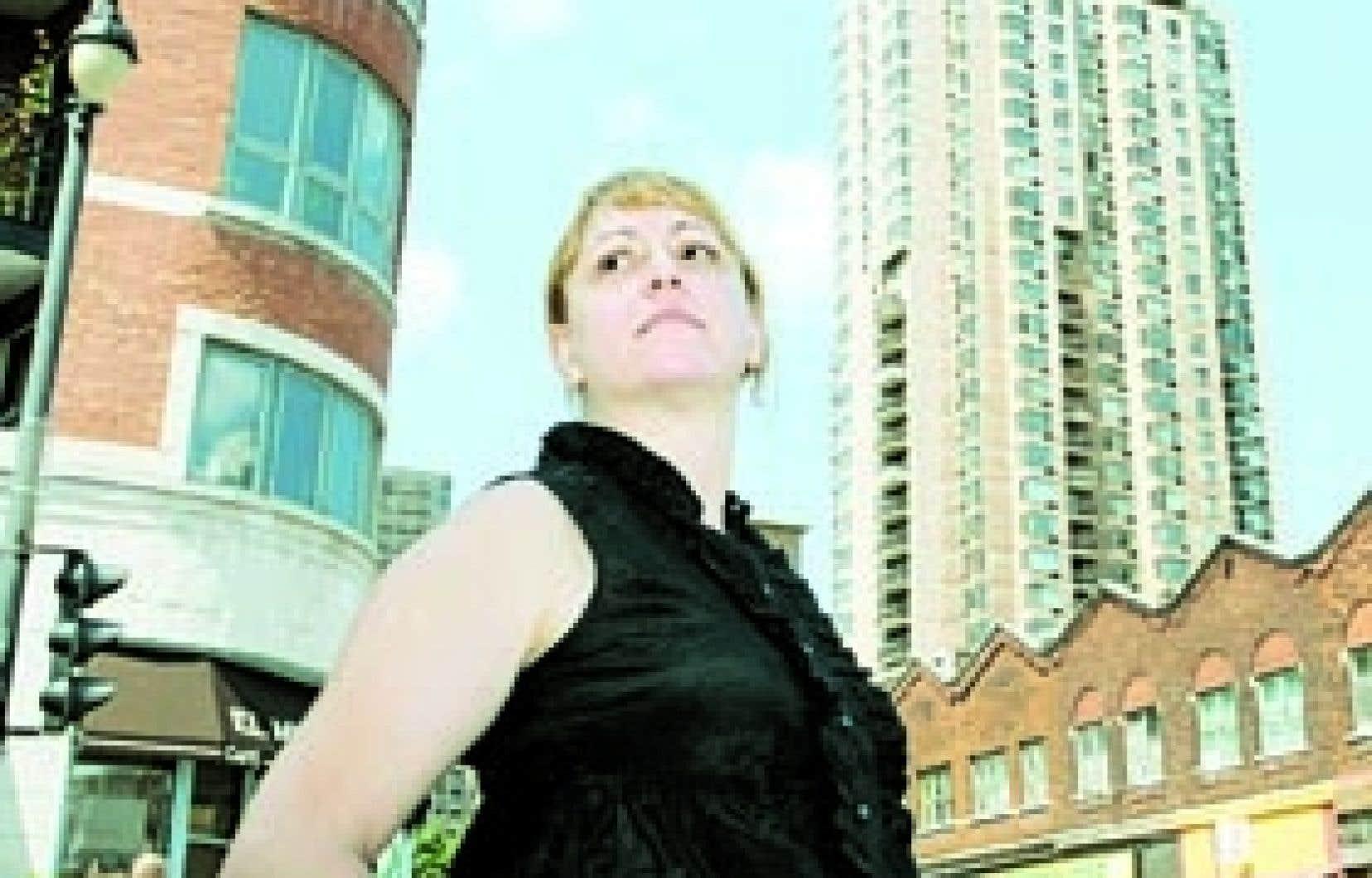 L'urbaniste Lucie K. Morisset