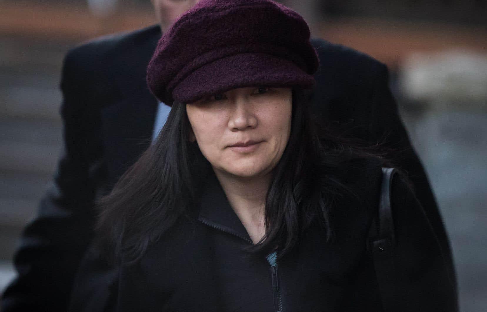 Meng Wanzhou a été arrêtée le 1er décembre à l'aéroport de Vancouver, à la demande des États-Unis, qui réclament son extradition afin de l'accuser de fraude, pour violation des sanctions économiques américaines contre l'Iran.