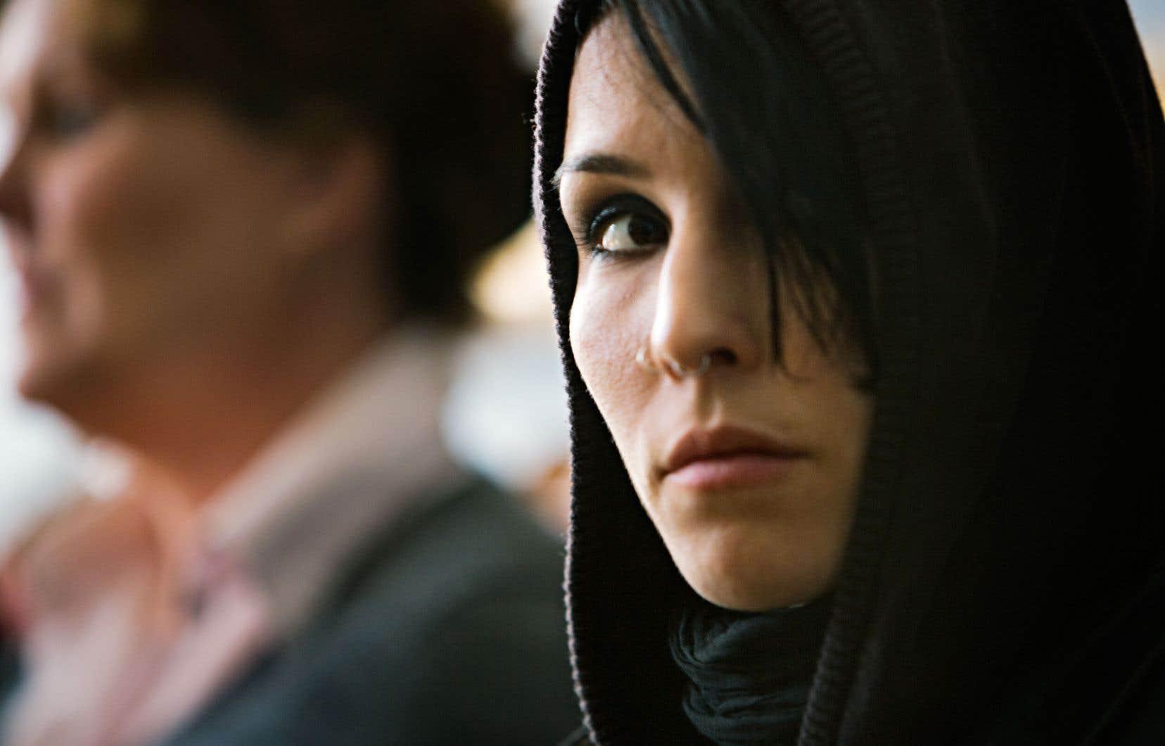 Encore une fois, tout dans «Millénium 6» tourne autour de Lisbeth Salander (incarnée ici par Noomi Rapace) et de Mikael Blomkvist.