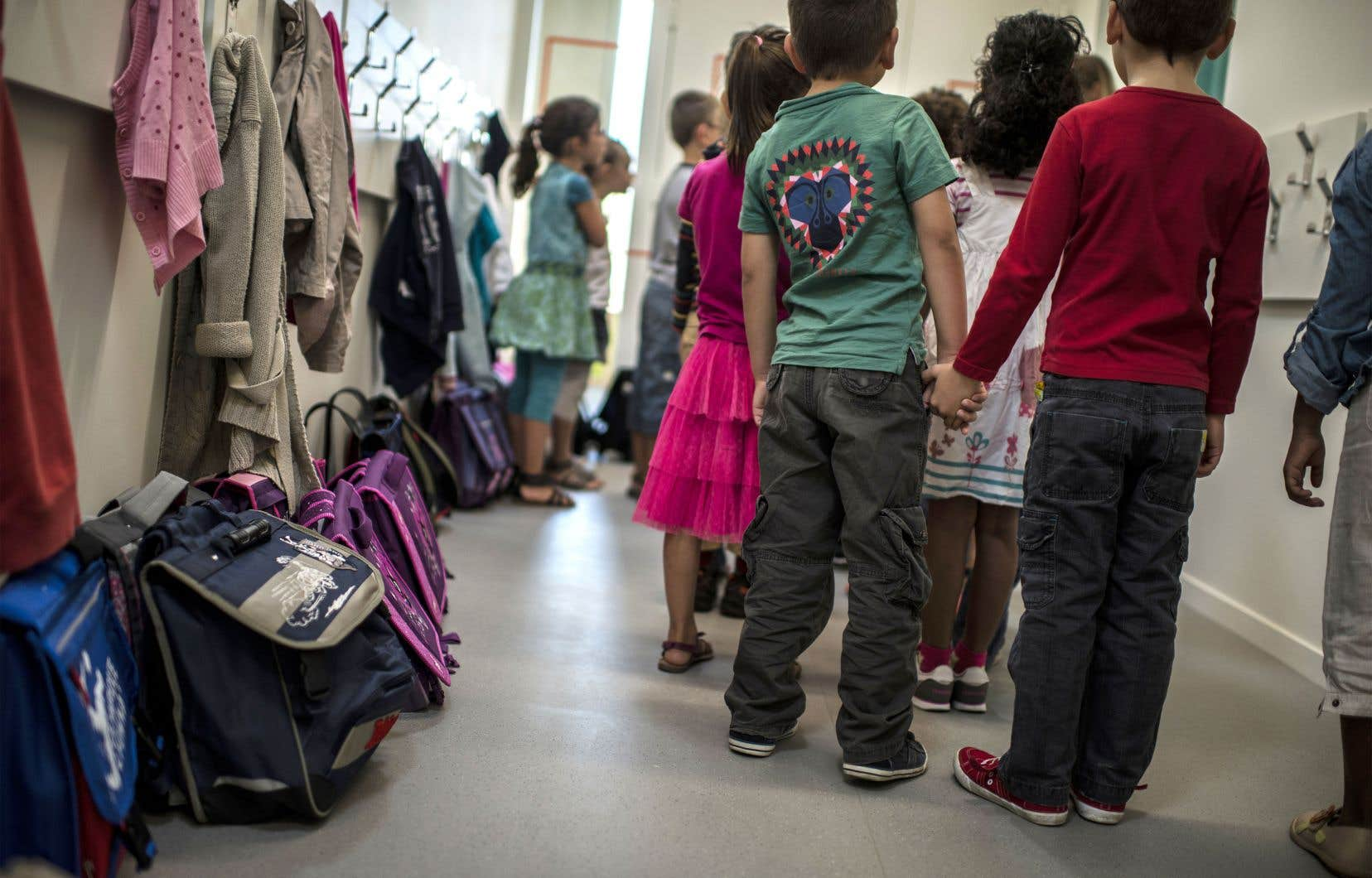 Un père de famille de Rosemont a demandé à son école de quartier que sa fille ne soit pas dans la classe d'une enseignante de maternelle portant le foulard islamique.