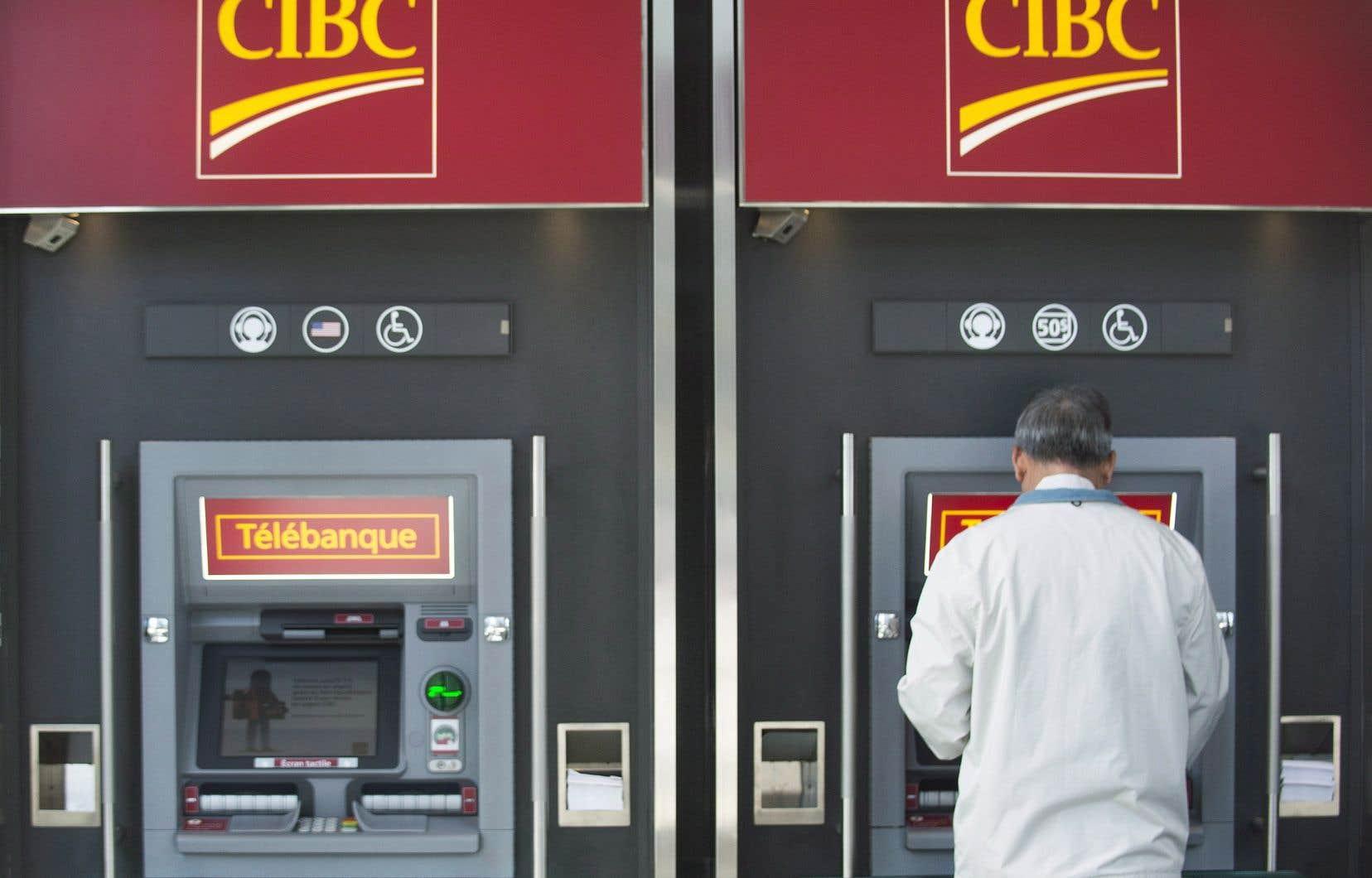 Pour la période de trois mois terminée le 31juillet, le bénéfice net de la CIBC a été de 1,4milliard.