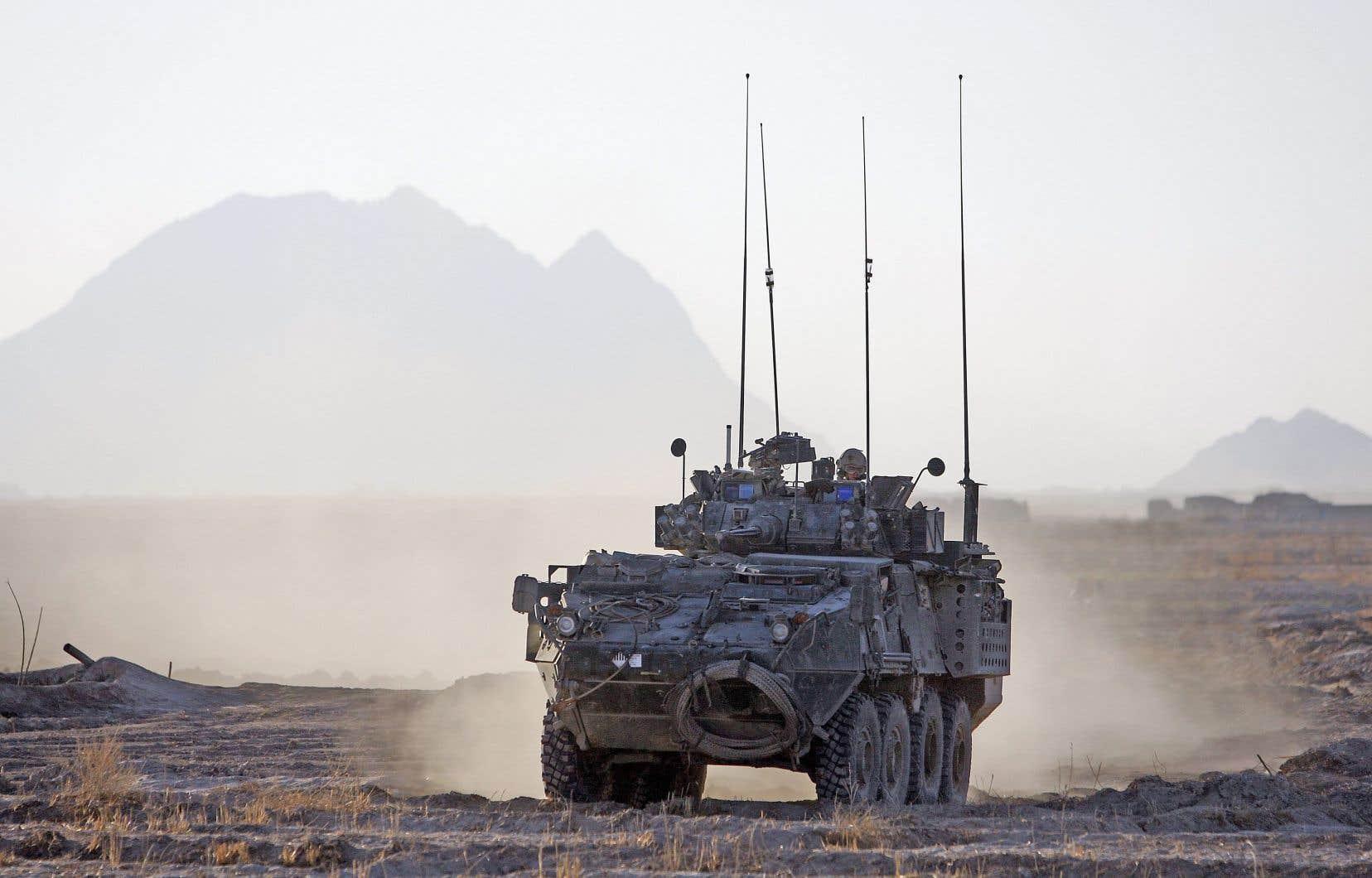 Le nombre de véhicules blindés légers devant être vendus à l'Arabie saoudite n'a jamais été divulgué.
