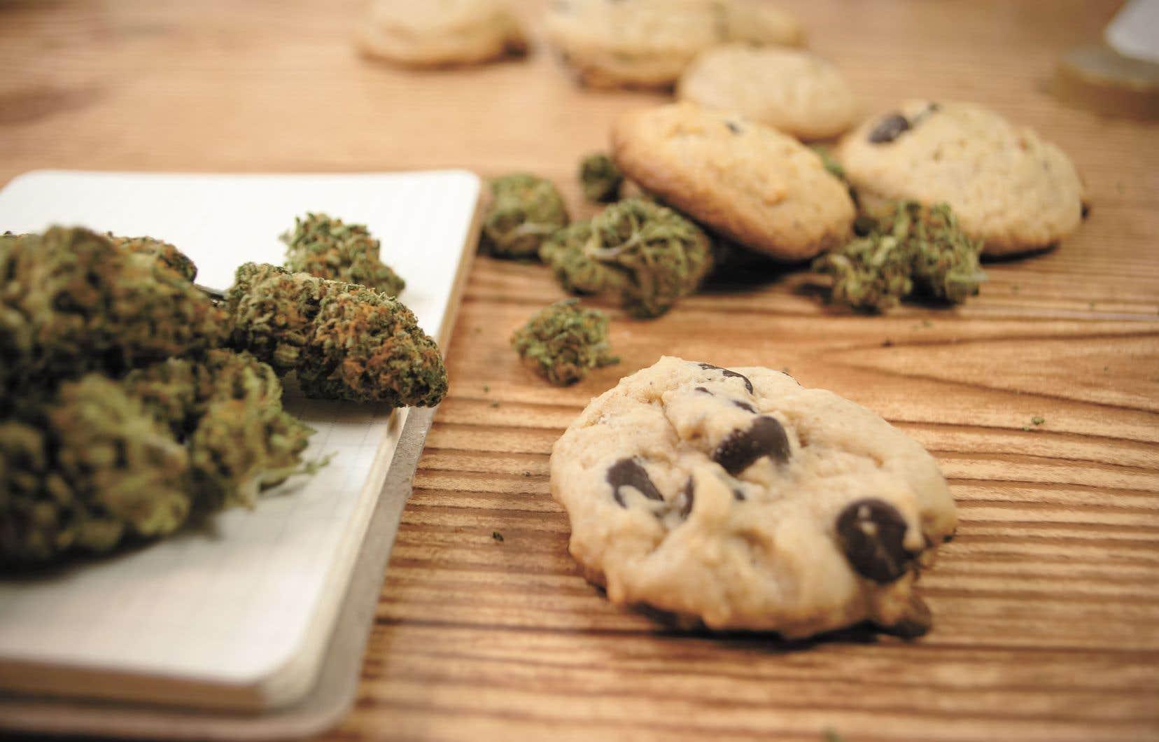 Les directeurs régionaux de Santé publique craignent que la diversification des produits comestibles à base de cannabis attire de nouveaux consommateurs et banalise l'usage de la drogue.