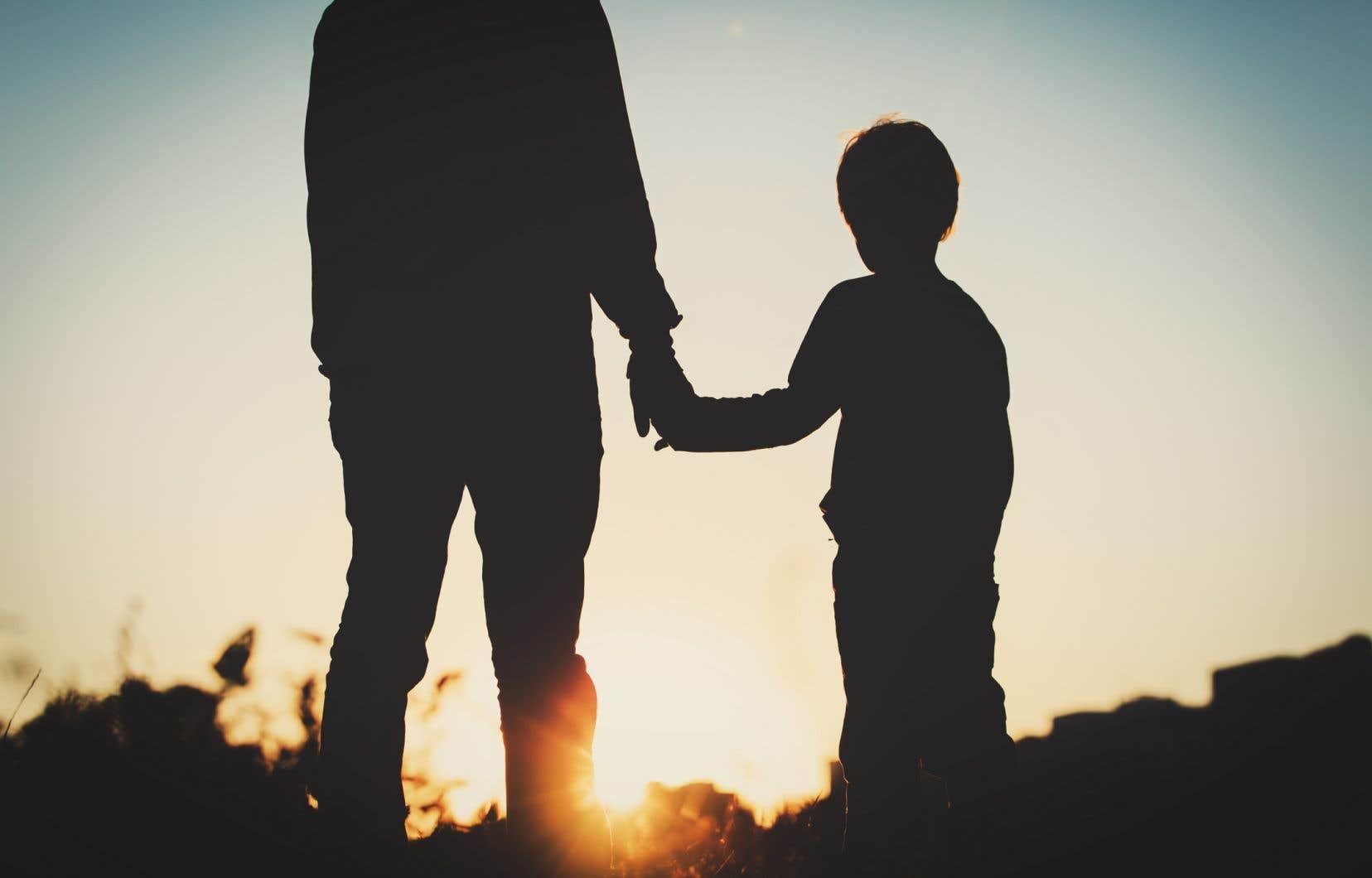 «Mon plus grand souhait, au départ partagé par la mère et la co-mère, était que les trois parties au projet parental soient reconnues comme parents de l'enfant à part entière», écrit l'auteur.