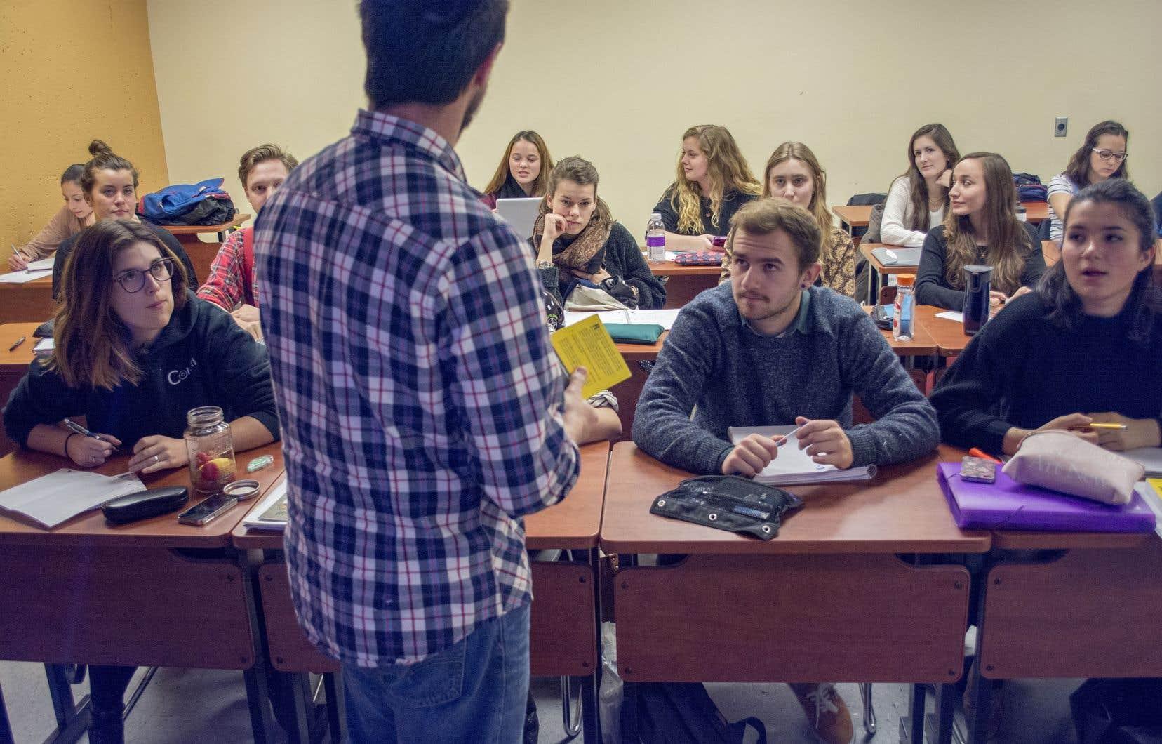 «Le jugement disciplinaire et pédagogique des professeurs demeure le meilleur guide pour penser ce que doit être une bonne formation générale.»