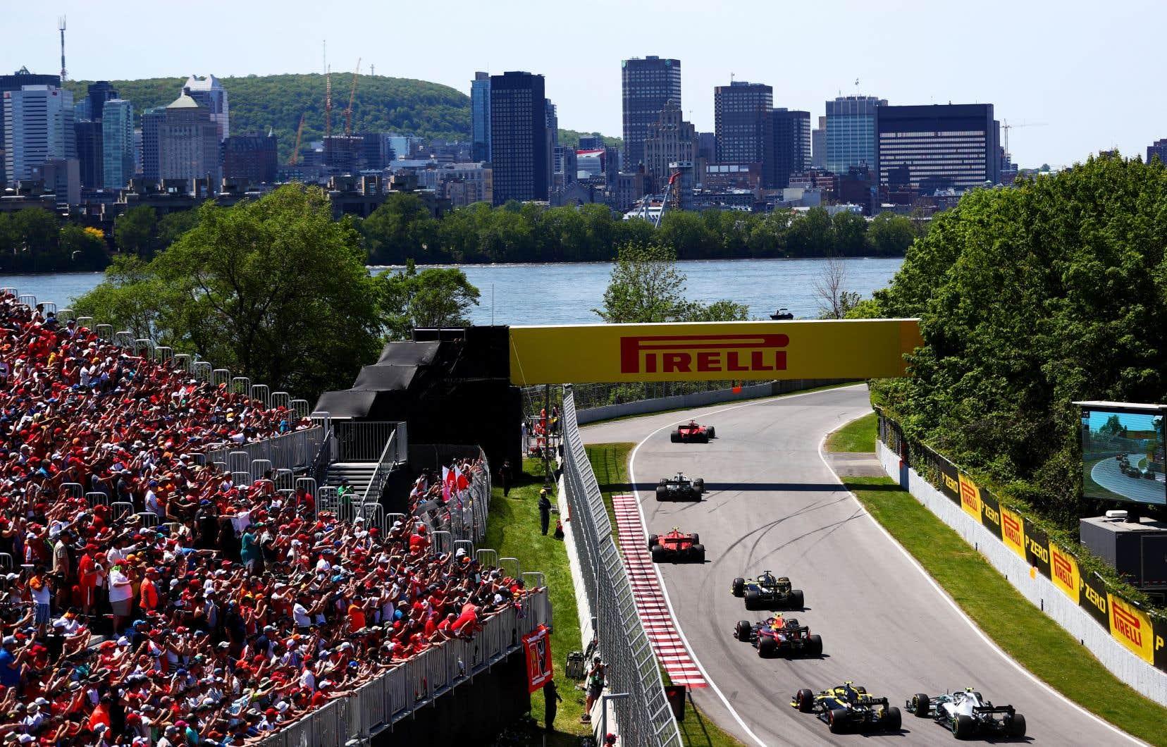 Ce sera le Grand Prix du Canada le plus tardif depuis l'arrivée du Grand Prix d'Azerbaïdjan en F1, en 2016.