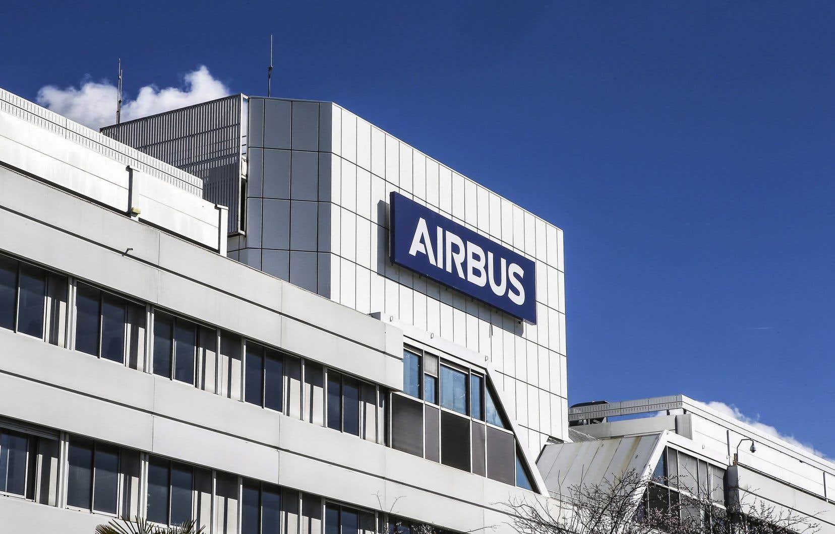 Les «exigences de sécurité du NORAD» imposent un «coût trop important aux plateformes dont les chaînes de production et d'entretien sont situées à l'extérieur» du Canada et des États-Unis, a indiqué Airbus Defence and Space.