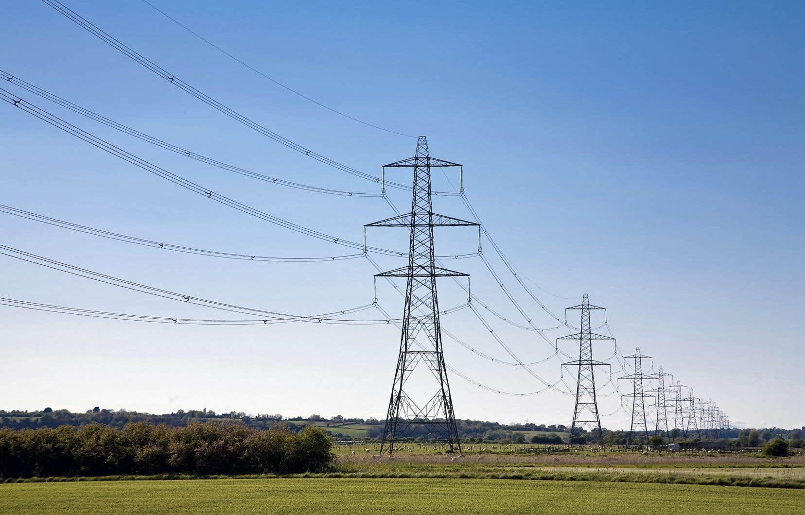 Hydro-Québec a exporté 6,4 térawattheures (TWh) vers le sud de la frontière au deuxième trimestre, comparativement à 8,9 TWh il y a un an, ce qui a eu un effet négatif de 59millions sur les résultats.