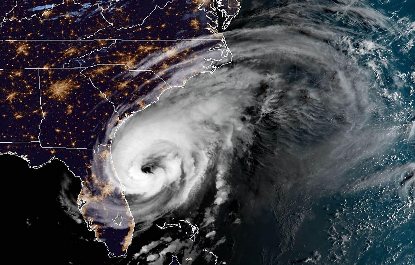 L'ouragan «Dorian», qui a ravagé les Bahamas, est en route vers le nord. Bien qu'affaibli, il pourrait toucher la Basse-Côte-Nord et les Îles-de-la-Madeleine cette fin de semaine, selon Environnement Canada.