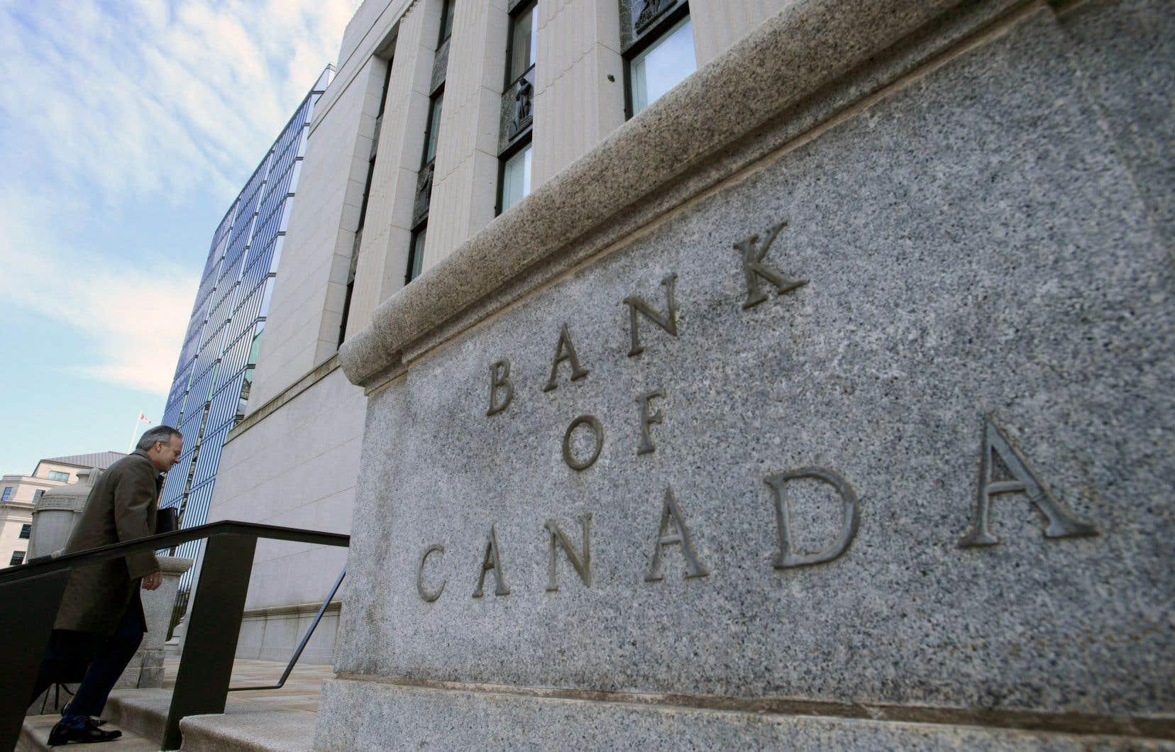 La banque centrale canadienne n'a surpris personne dans les marchés en laissant son taux directeur inchangé à 1,75%.