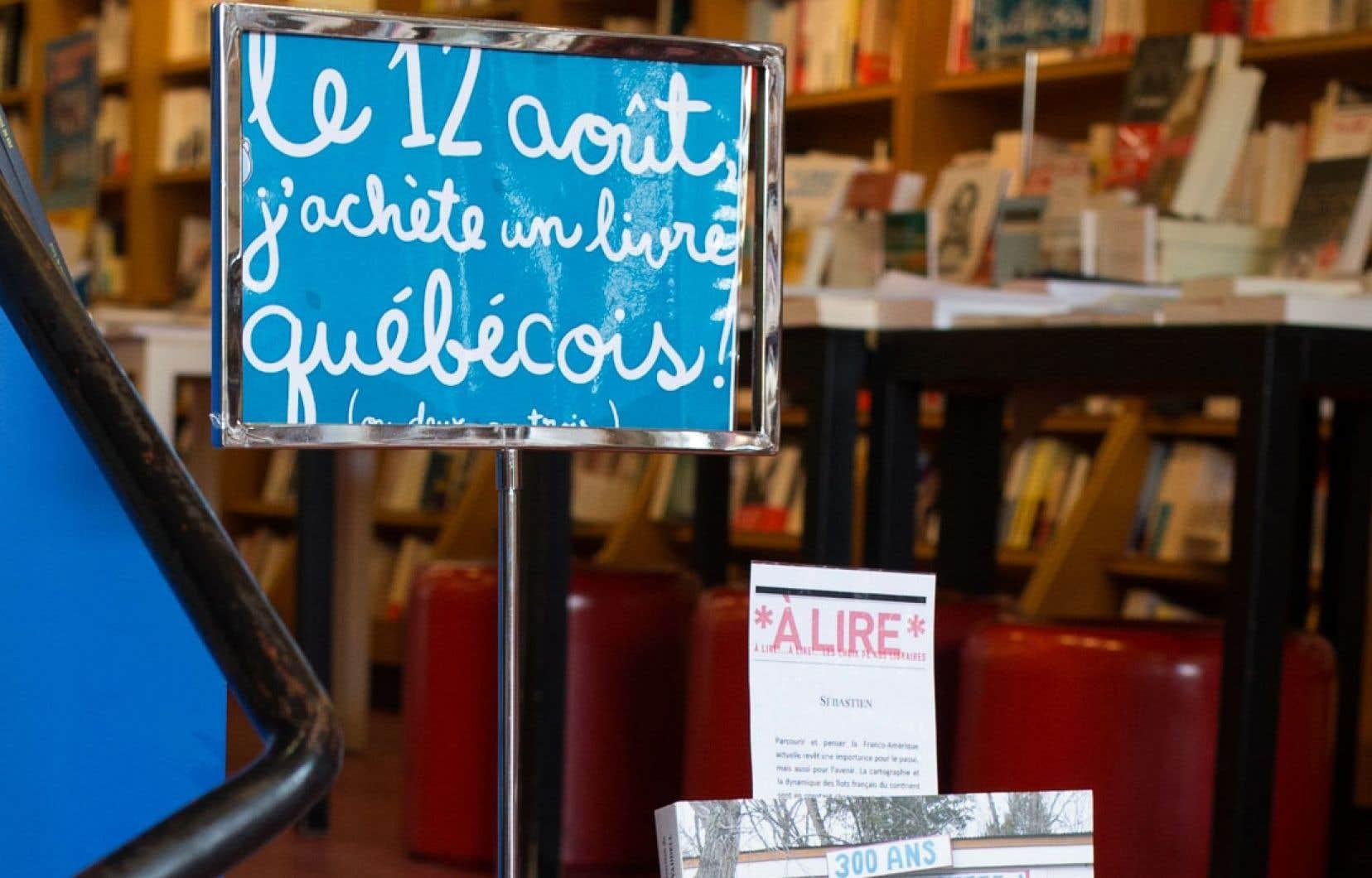 «Le 12août 2019 fait non seulement bondir les ventes en quantité, aussi fait-il augmenter la variété des titres de fiction achetés», souligne Gaspard.