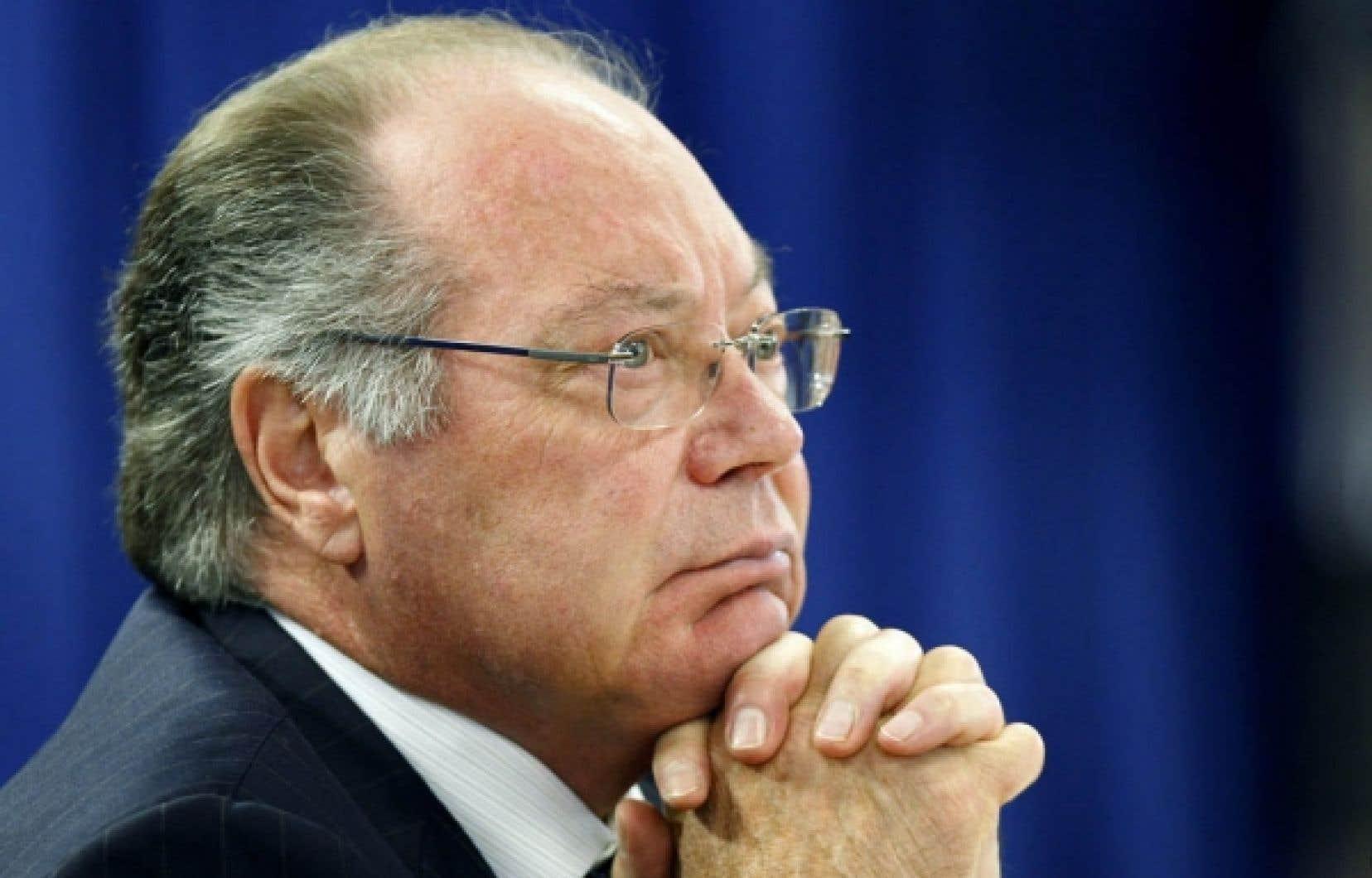 La commission Bastarache est la «cerise sur le sundae» du démantèlement des institutions.<br />