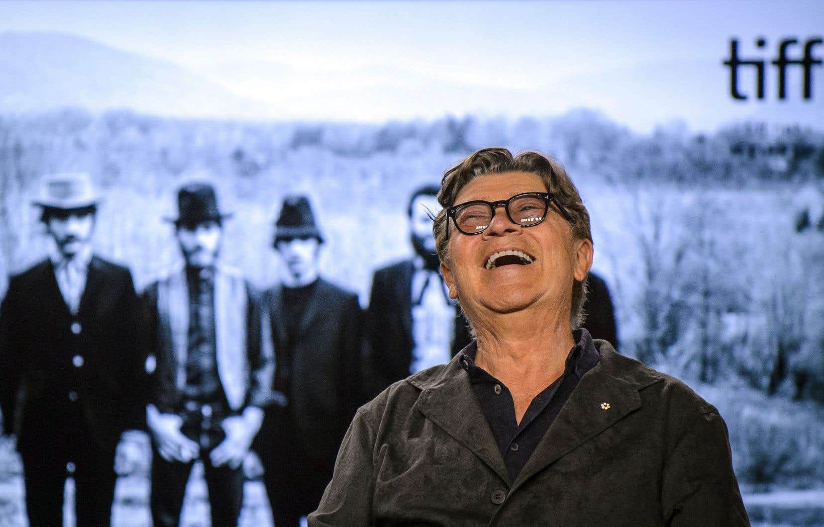 Le musicien Robbie Robertson, parolier du groupe The Band, est l'objet d'un film biographique — «Once Were Brothers: Robbie Robertson and The Band» — qui ouvrait jeudi le Festival international du film de Toronto.