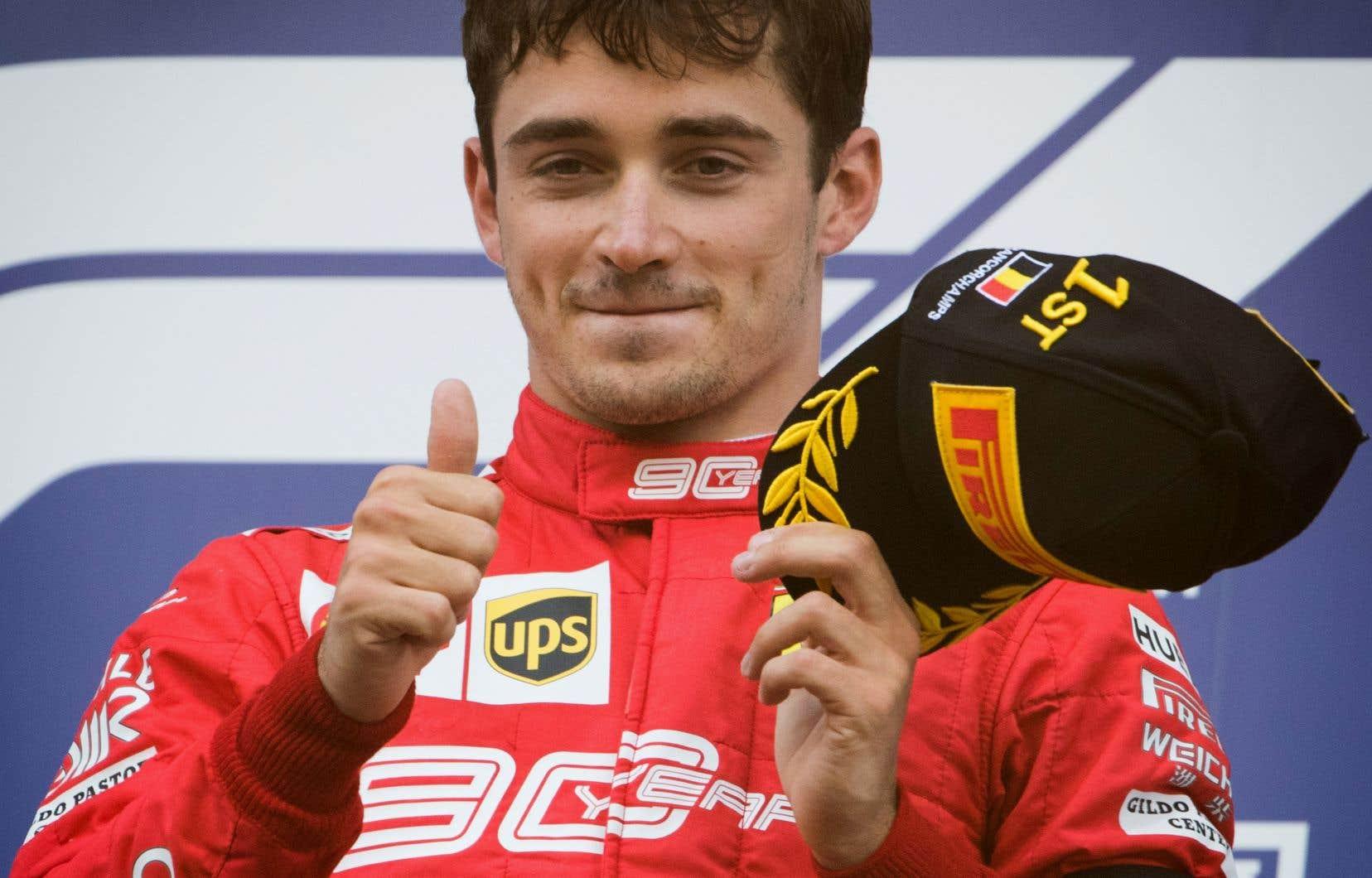 «La première victoire est toujours la plus dure. Cela enlève un poids de vos épaules et vous donne confiance», constate Charles Leclerc. «Maintenant, je peux me concentrer sur l'avenir et j'espère que d'autres viendront.»