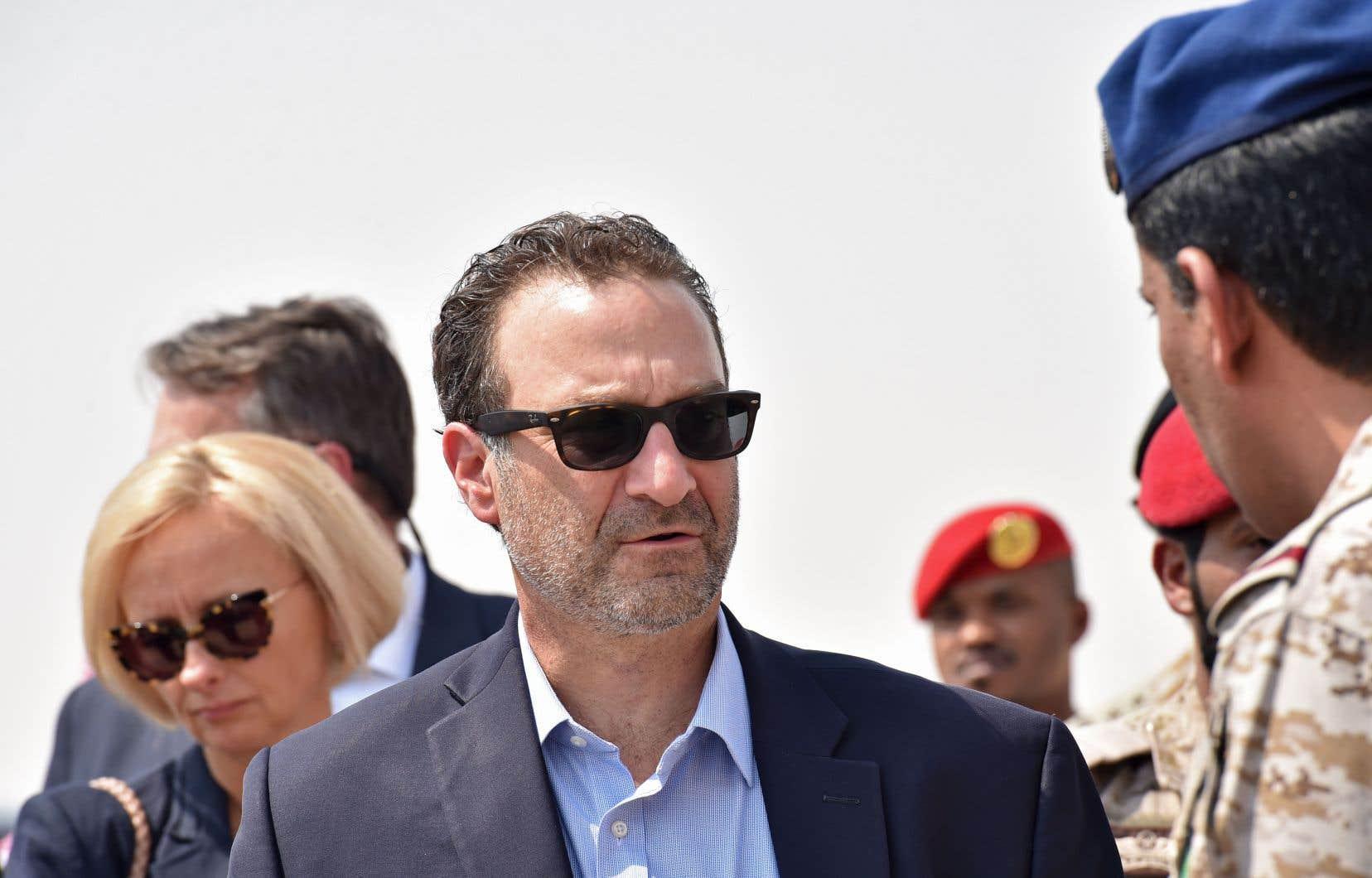 Lors d'une visite en Arabie saoudite, jeudi, le haut diplomate américain David Schenker a confirmé jeudi la tenue de «pourparlers» entre Washington et les Houthis.