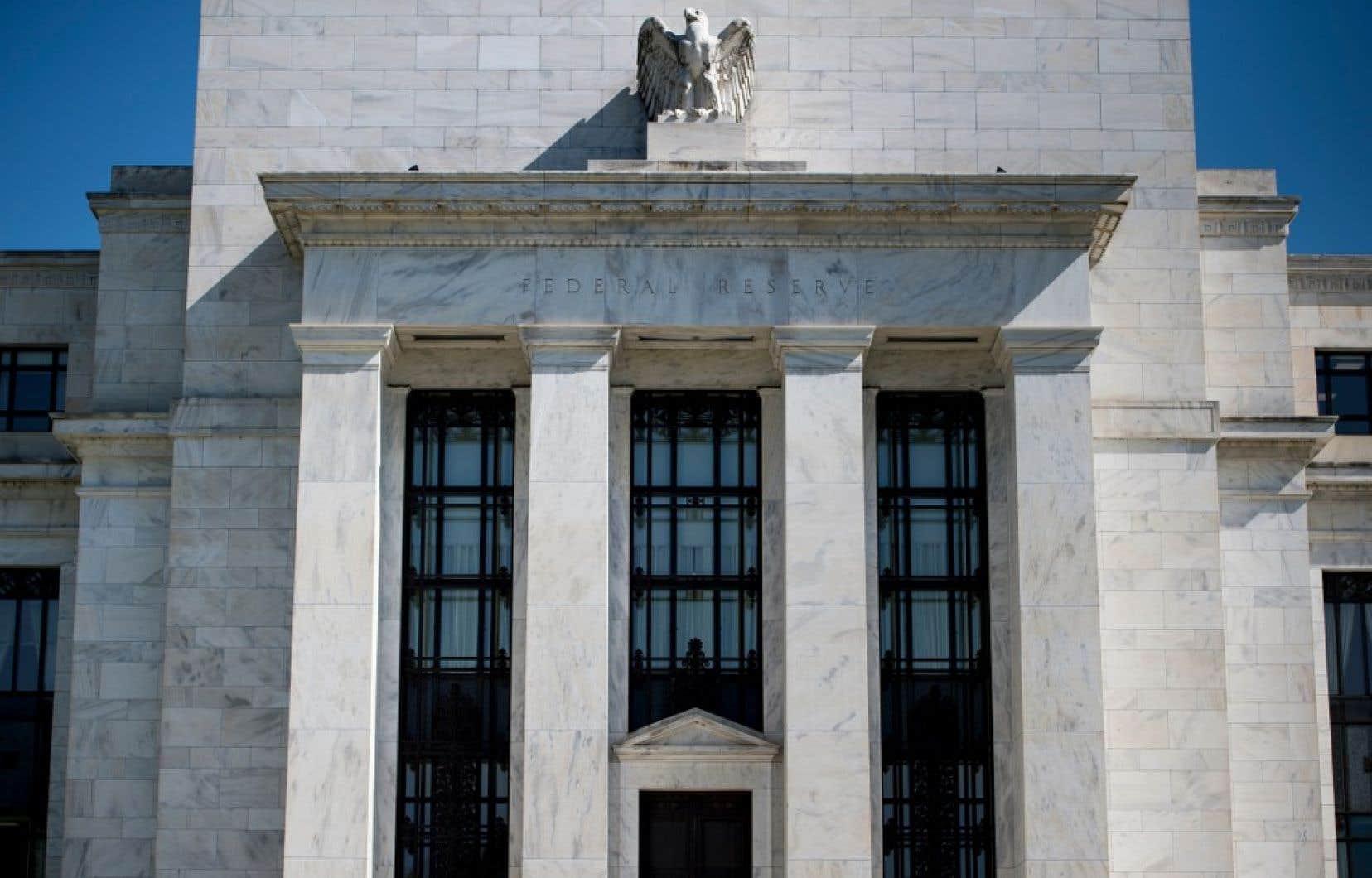 Depuis le début de l'année, Donald Trump exhorte la Fed à abaisser les taux de façon draconienne.