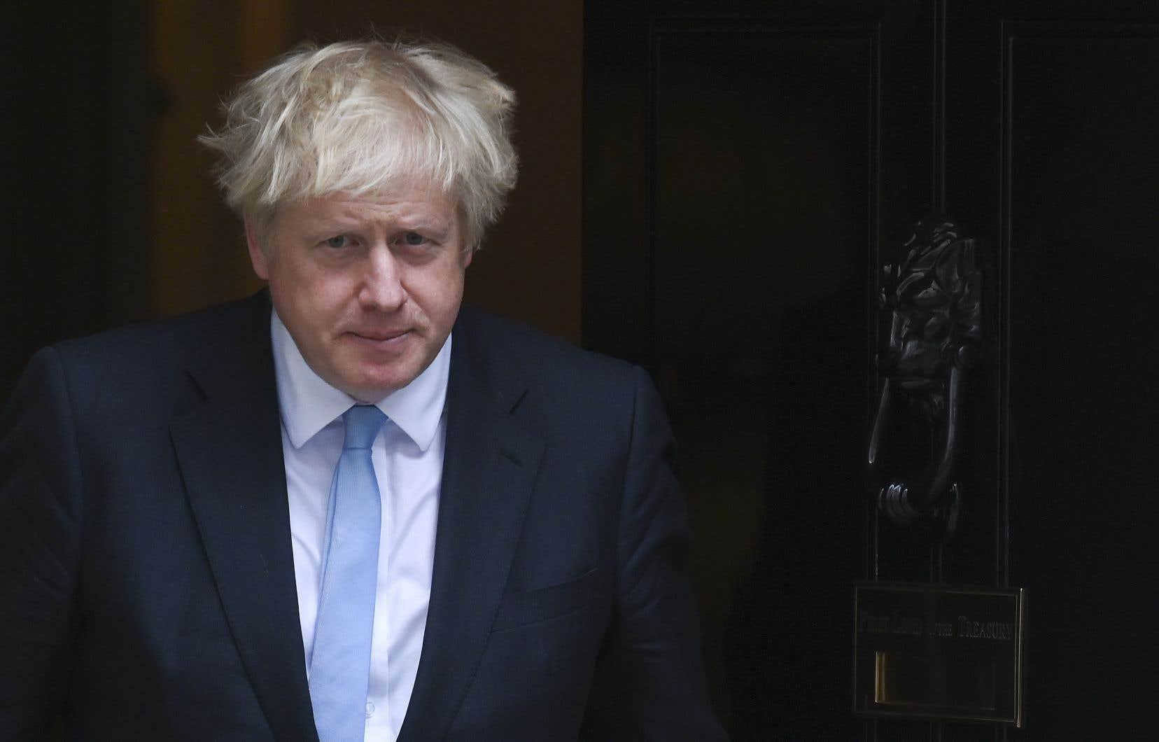 Boris Johnson, qui préférerait «mourir au fond d'un fossé» plutôt que de repousser le Brexit, espère que l'opposition approuve sa demande d'organiser des élections anticipées mi-octobre, afin de se donner une majorité pour sortir de l'UE le 31octobre.