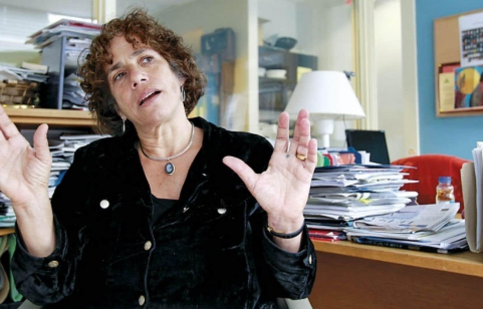 Nancy Neamtan: &laquo;On ne sera jamais Microsoft, mais on travaille sur de nouveaux produits.&raquo;<br />