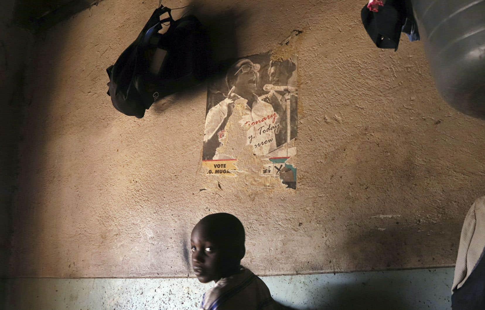 Robert Mugabe est décédé, dans l'indifférence générale.