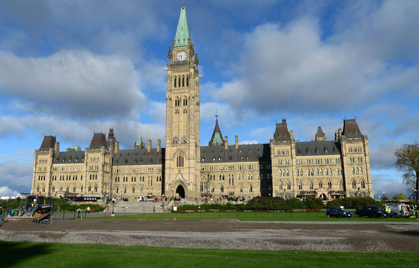 Justin Trudeau se rendra à Rideau Hall en matinée, à la résidence officielle de la gouverneure générale, Julie Payette, pour lui demander de dissoudre le Parlement en vue de la tenue du scrutin le 21octobre.