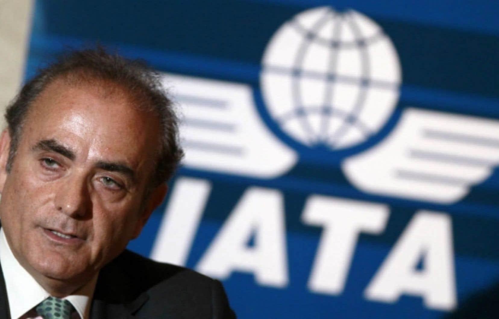 Calin Rovinescu, président d'Air Canada<br />