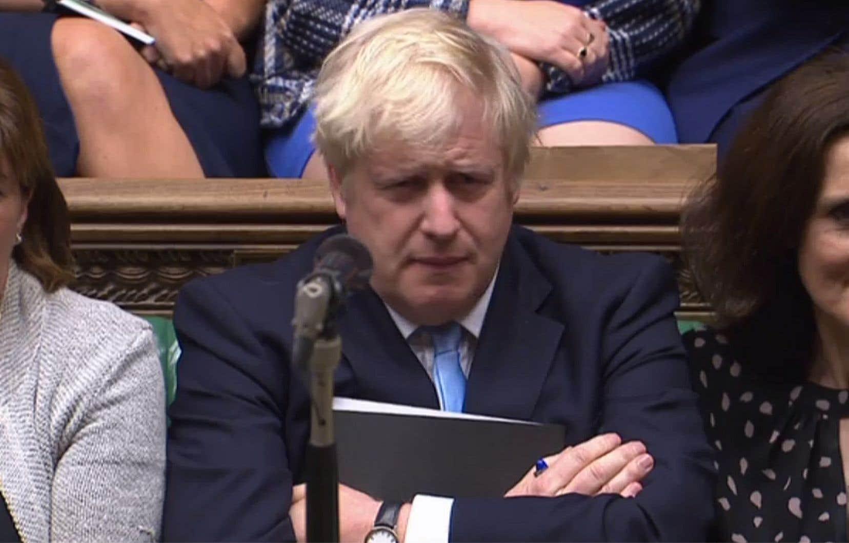 Il s'agit de la première victoire judiciaire des opposants à cette suspension très controversée du Parlement, qualifiée par ses opposants de manoeuvre de Boris Johnson visant à les empêcher de bloquer un Brexit sans accord.