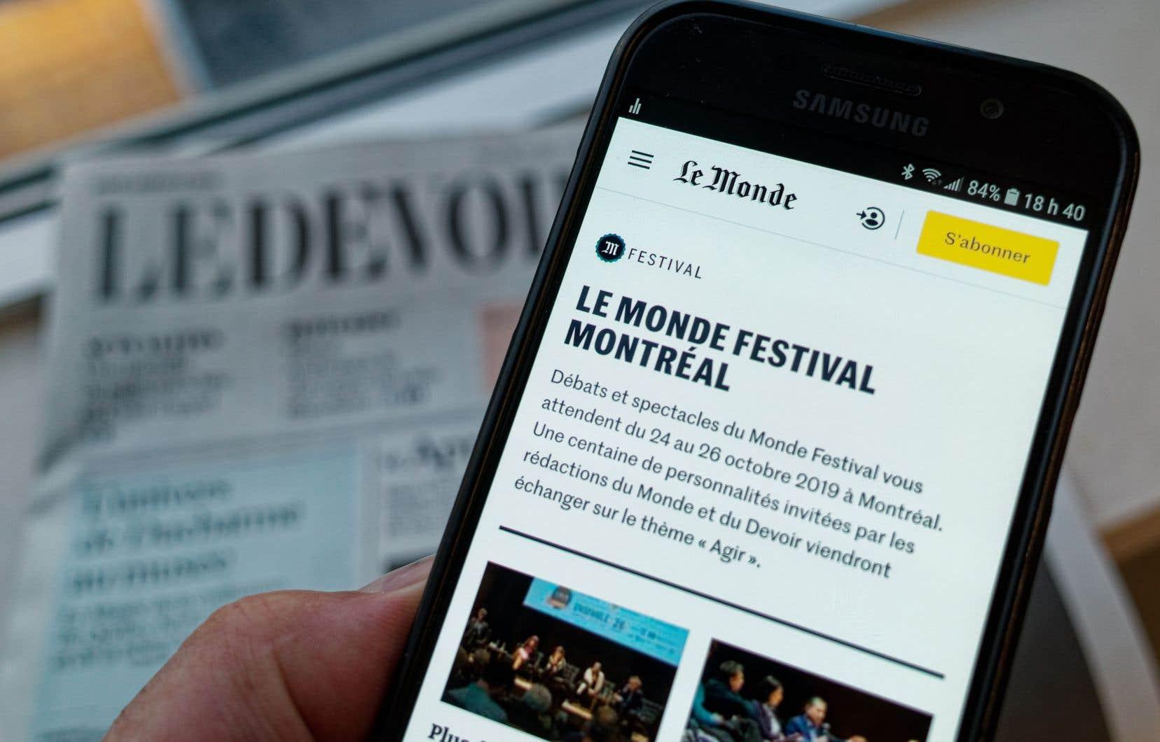 Sur des thèmes d'actualité en France comme au Québec, des invités de marque venus des deux côtés de l'Atlantique confrontent approches et visions.