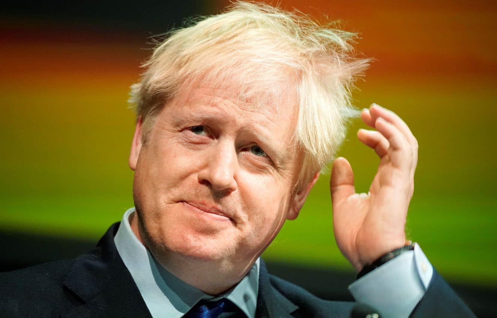 Boris Johnson doit rencontrer lundi au Luxembourg le président de la Commission européenne, Jean-Claude Juncker, et le négociateur Michel Barnier.