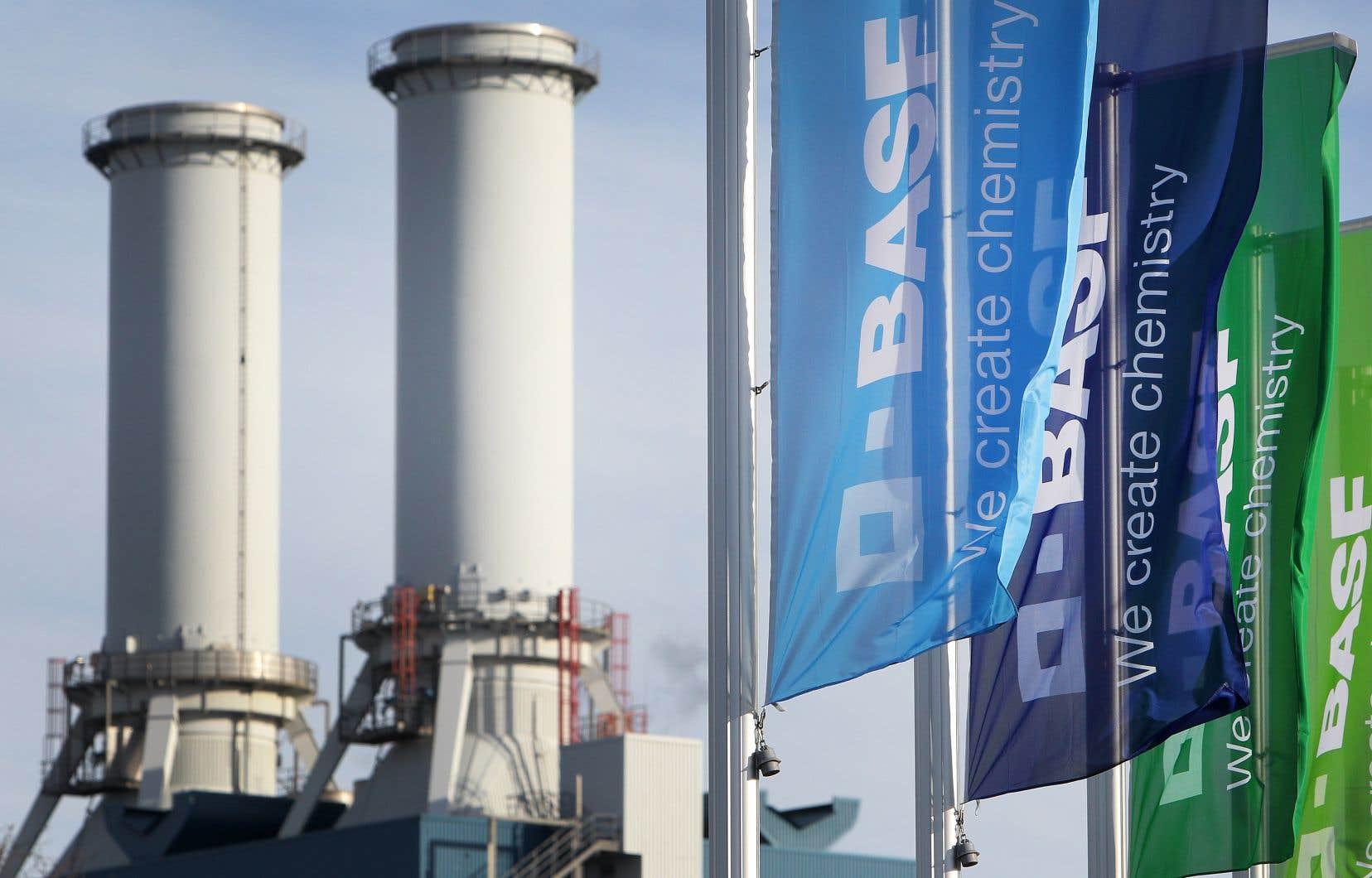 La Commission européenneouvre 39 enquêtes distinctes, qui concernent chaque fois la filiale d'un grand groupe en Belgique, comme BASF (photo), BP ou British American Tobacco.