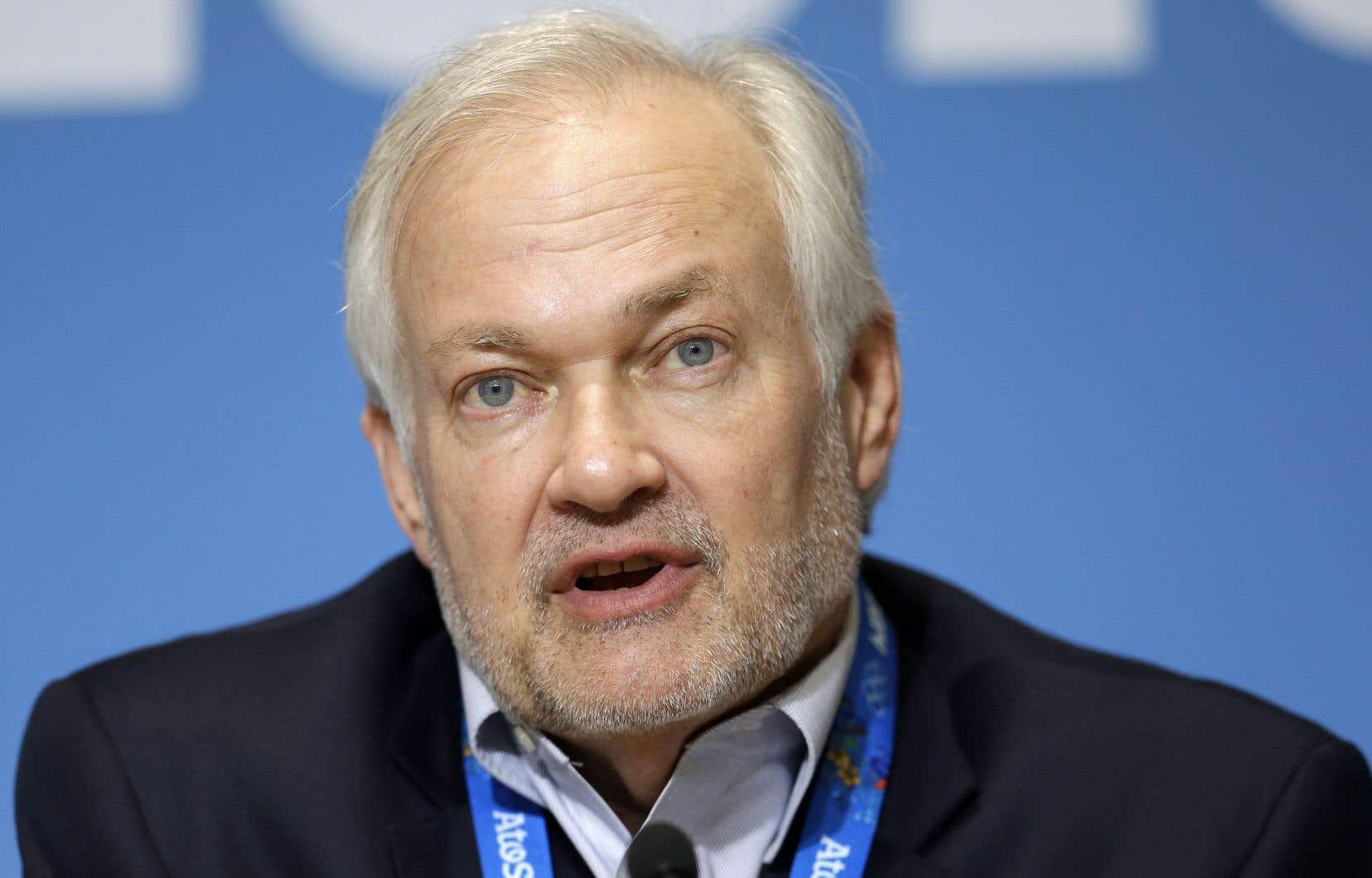 Le directeur général de l'AJLNH, Don Fehr