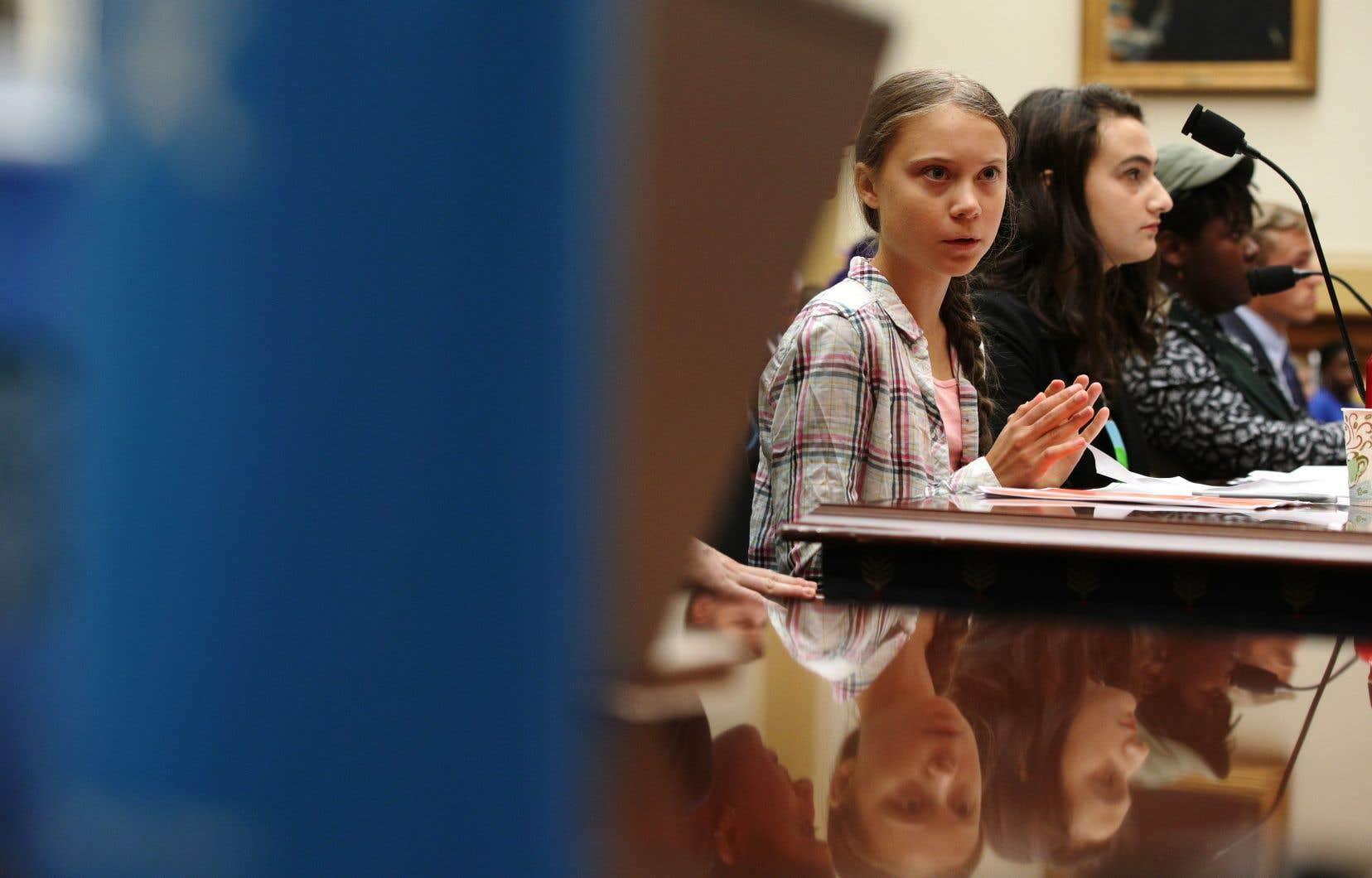 <p>«Je veux que vous écoutiez les scientifiques. Et je veux que vous vous unissiez derrière la science», a déclaré Greta Thunberg avant d'ajouter, sans appel:«Et ensuite, je veux que vous agissiez réellement».</p>