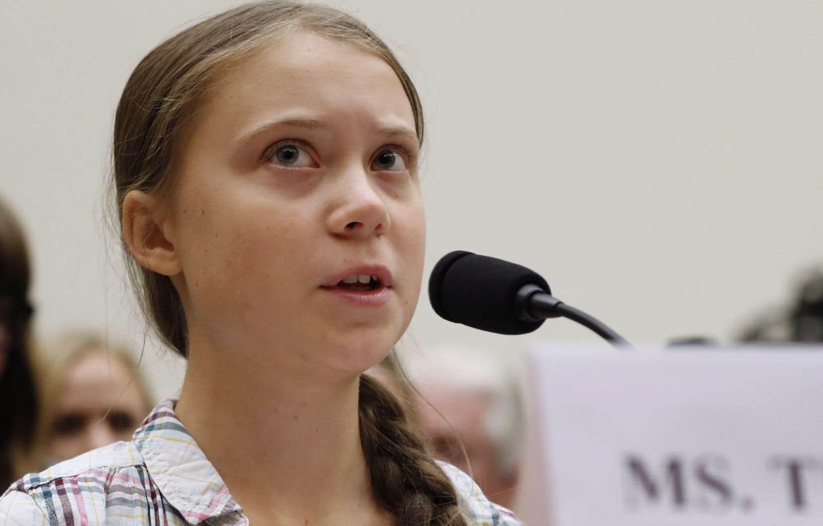 La jeune militante écologiste Greta Thunberg recevra les clés de la Ville de Montréal.