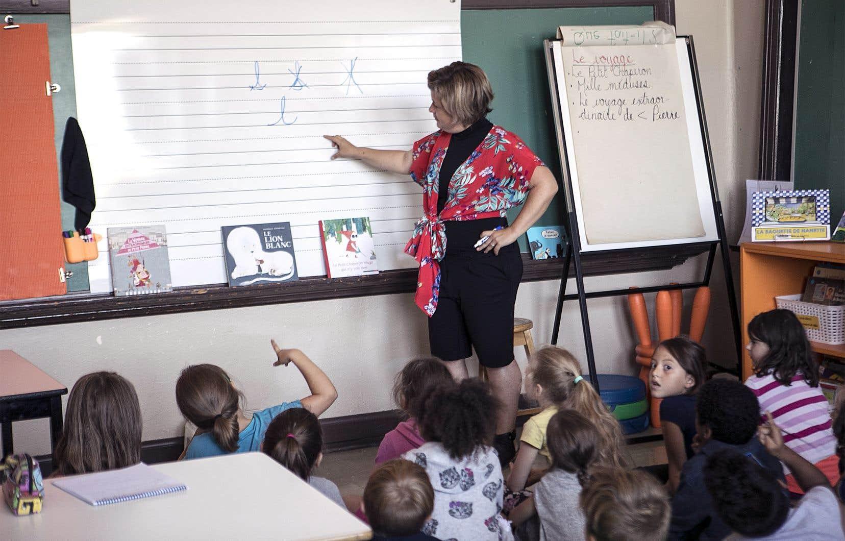 L'Institut du Québec déplore l'absence de planification au ministère de l'Éducation.