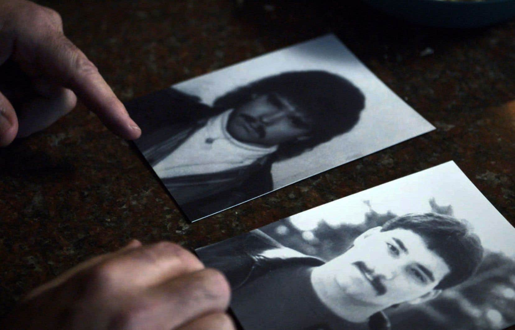 Billy Taillefer et Hughes Duguay ont été faussement accusés du meurtre de Sandra Gaudet.