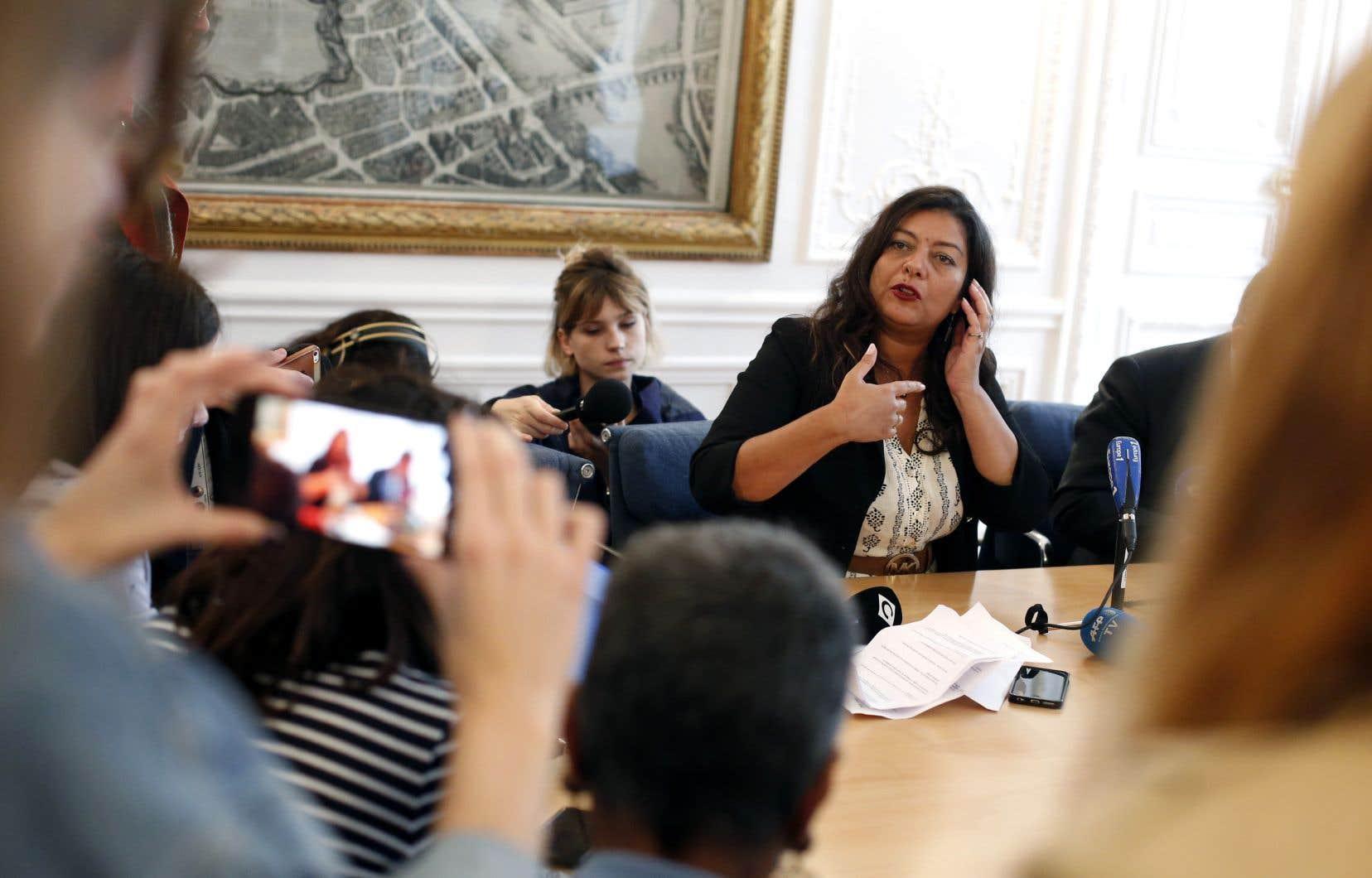 Sandra Muller, l'une des «briseuses de silence» désignées par le magazine «Time» comme «personnalités de l'année» 2017, a été condamnée par le tribunal de Paris à payer 15000euros (21800$) de dommages et intérêts.