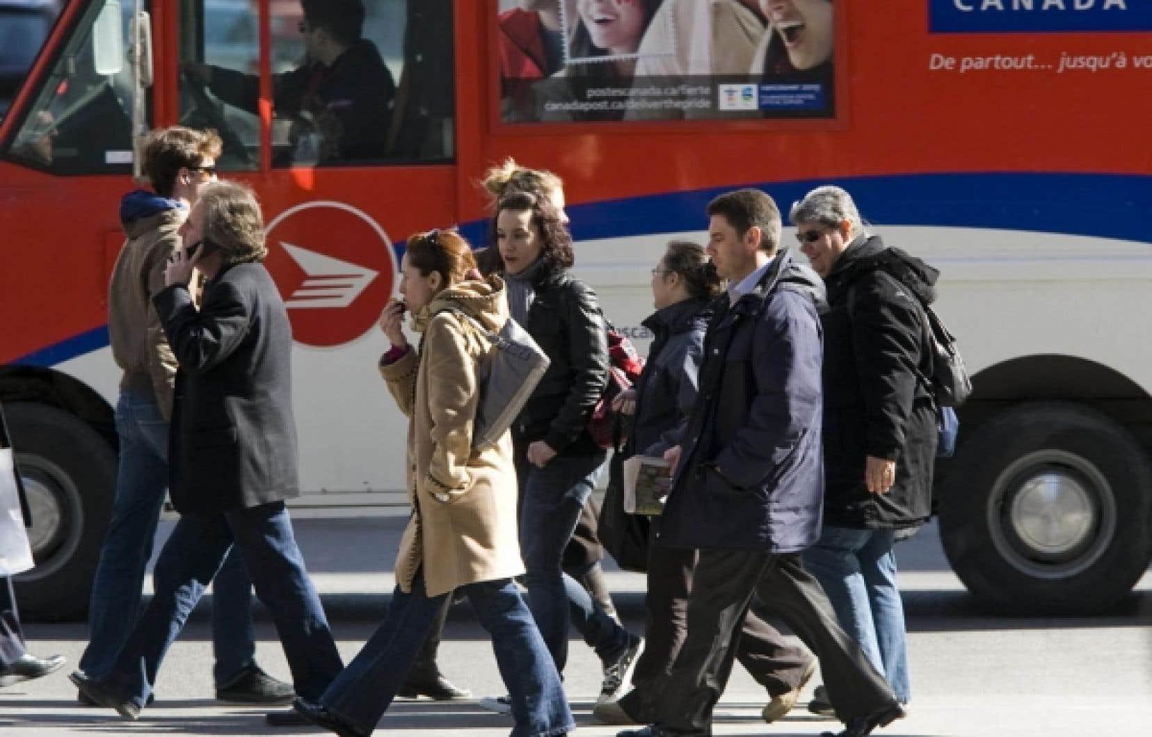 Pour le Montr&eacute;alais moyen, traverser la rue est un jeu d&rsquo;enfant. Pour les handicap&eacute;s, les aveugles en particulier, la t&acirc;che peut s&rsquo;av&eacute;rer ardue.<br />