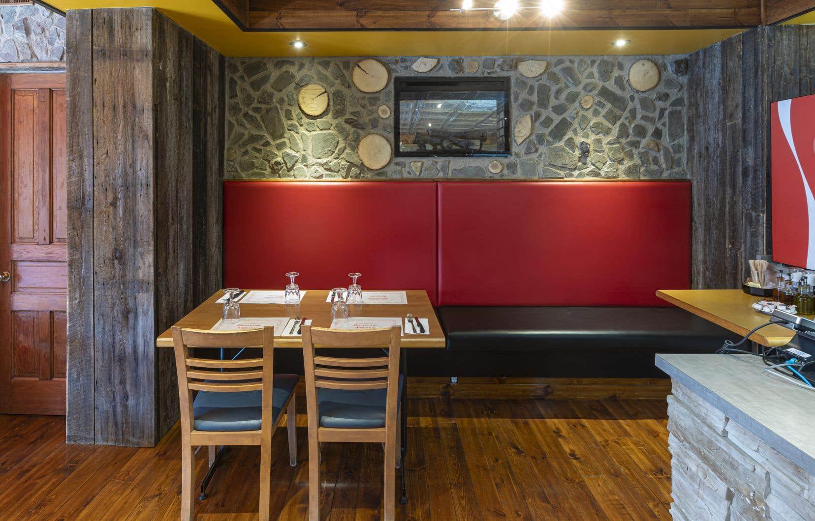 À la Pizzeria Capriccio, on a affaire à du travail bien fait, à des pizzas réalisées avec cœur, ce qui confère une authenticité qui fait du bien.